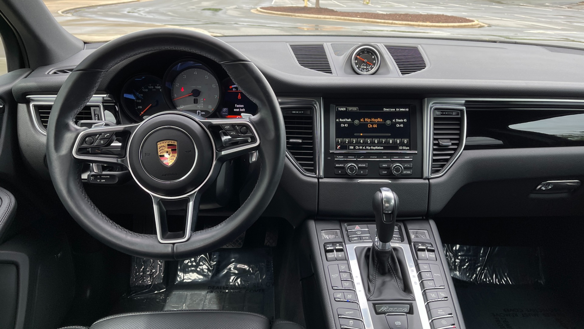 Used 2016 Porsche MACAN S PREMIUM PLUS / AWD / NAV / BOSE / SUNROOF / LCA / PARK ASST / INFOTAINMEN for sale $45,256 at Formula Imports in Charlotte NC 28227 33