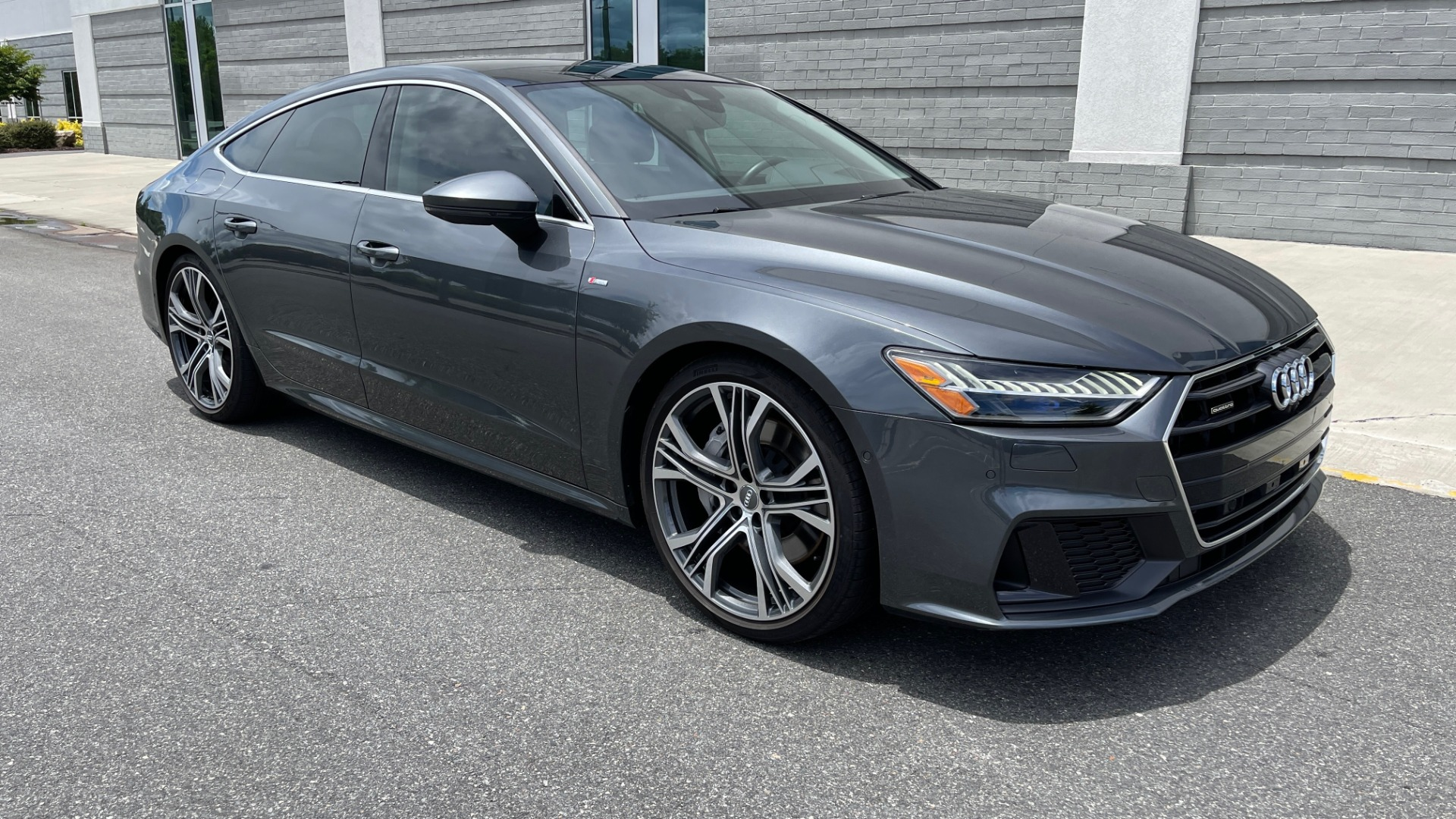 Used 2019 Audi A7 PRESTIGE 55 TFSI 3.0T / NAV / B&O SND / SUNROOF / S-LINE / 21IN WHLS / REAR for sale $66,995 at Formula Imports in Charlotte NC 28227 2