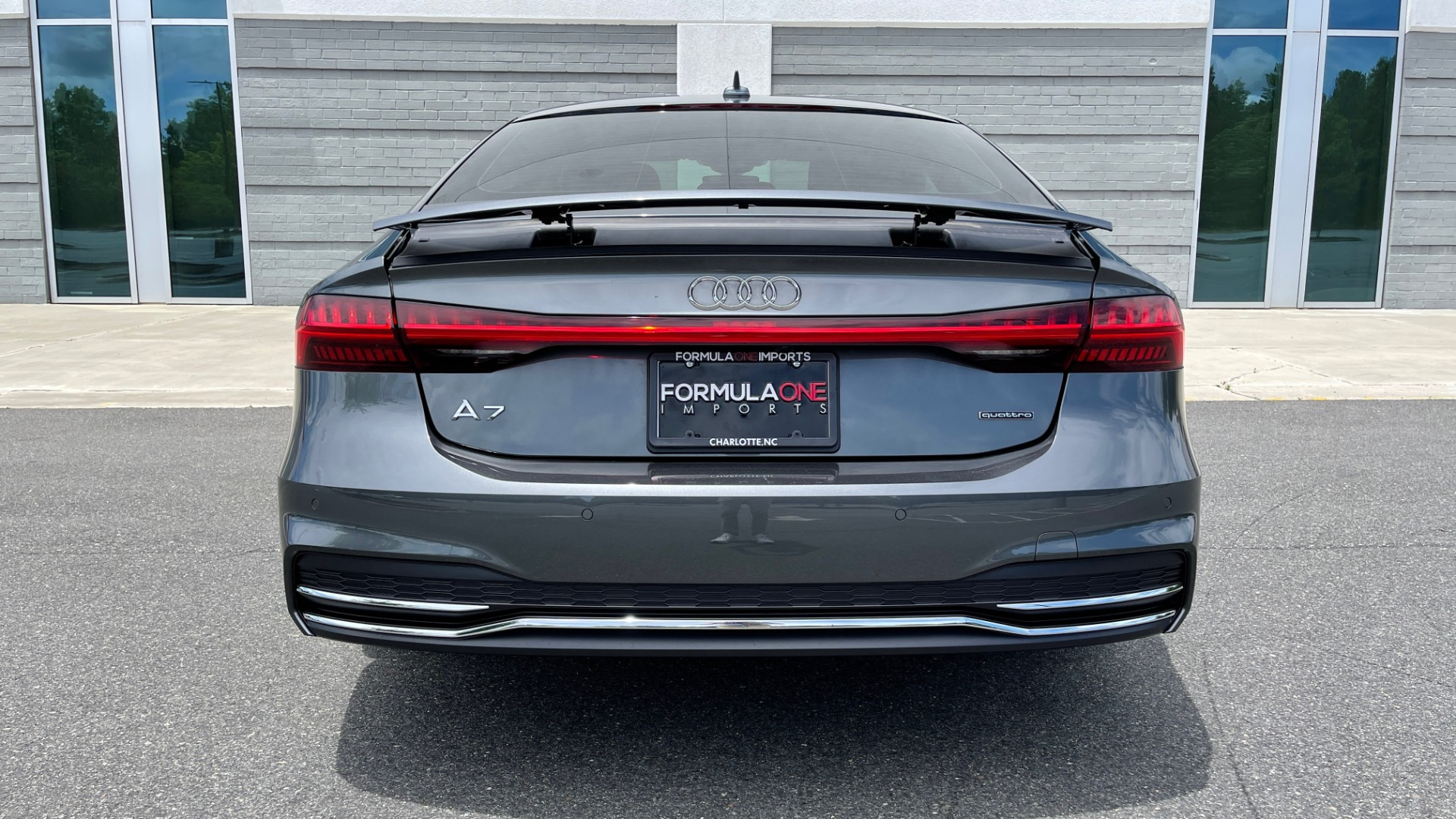 Used 2019 Audi A7 PRESTIGE 55 TFSI 3.0T / NAV / B&O SND / SUNROOF / S-LINE / 21IN WHLS / REAR for sale $66,995 at Formula Imports in Charlotte NC 28227 24