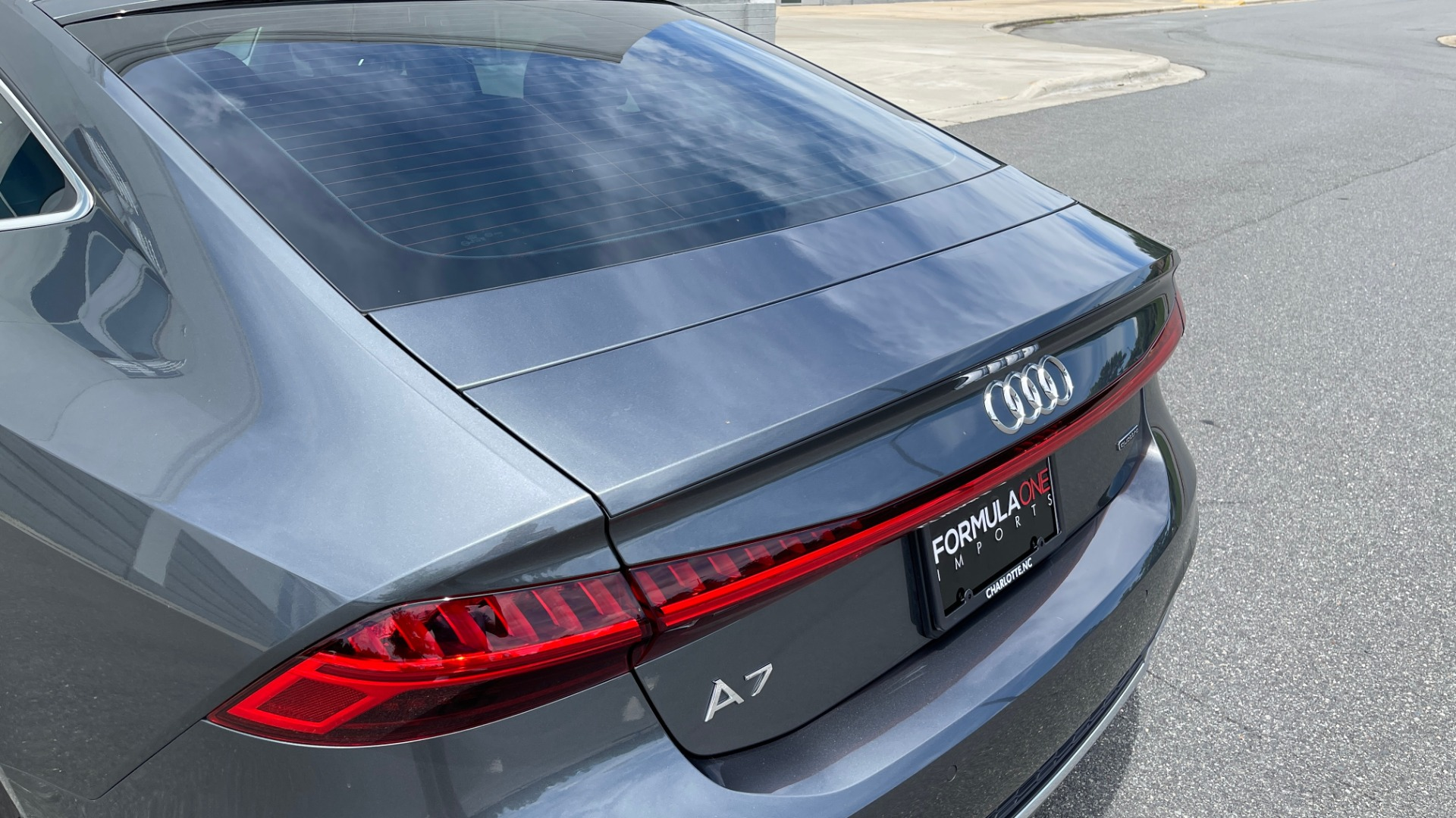 Used 2019 Audi A7 PRESTIGE 55 TFSI 3.0T / NAV / B&O SND / SUNROOF / S-LINE / 21IN WHLS / REAR for sale $66,995 at Formula Imports in Charlotte NC 28227 28