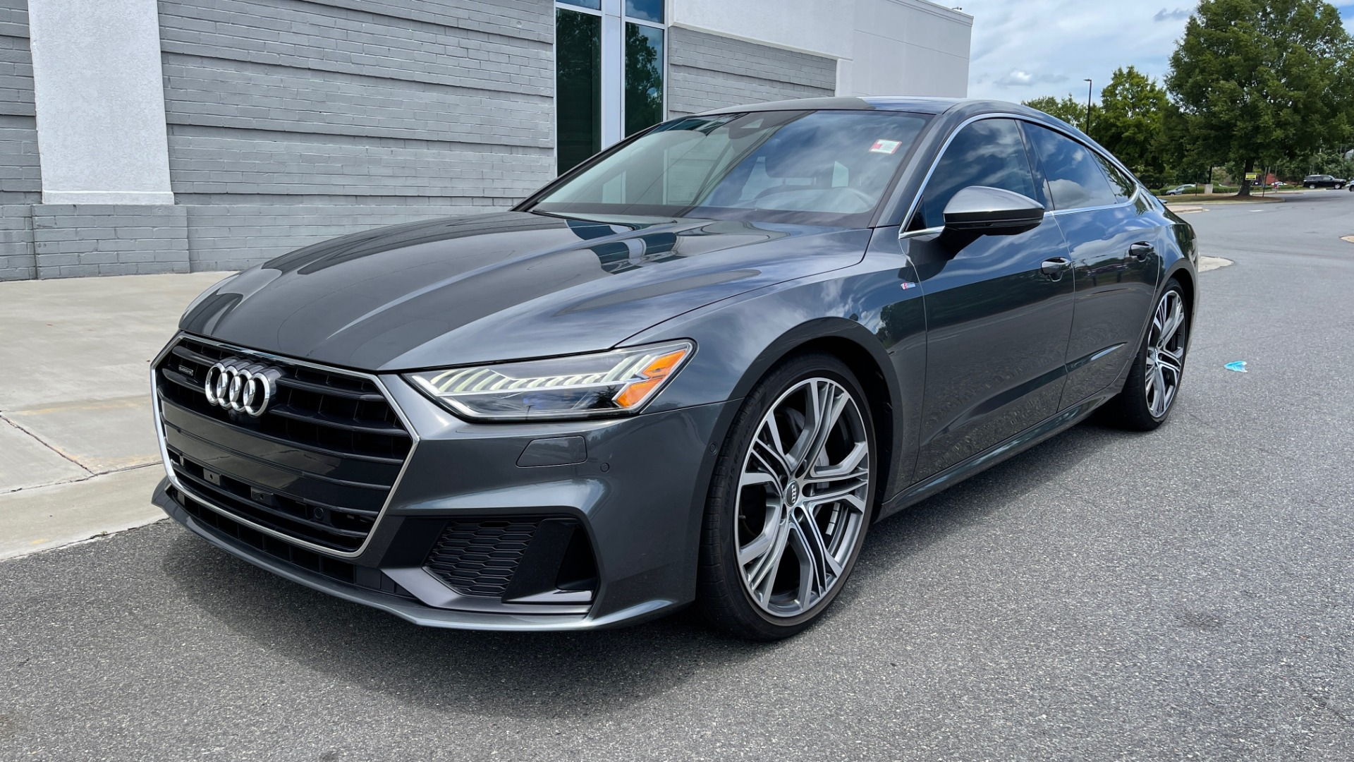 Used 2019 Audi A7 PRESTIGE 55 TFSI 3.0T / NAV / B&O SND / SUNROOF / S-LINE / 21IN WHLS / REAR for sale $66,995 at Formula Imports in Charlotte NC 28227 3