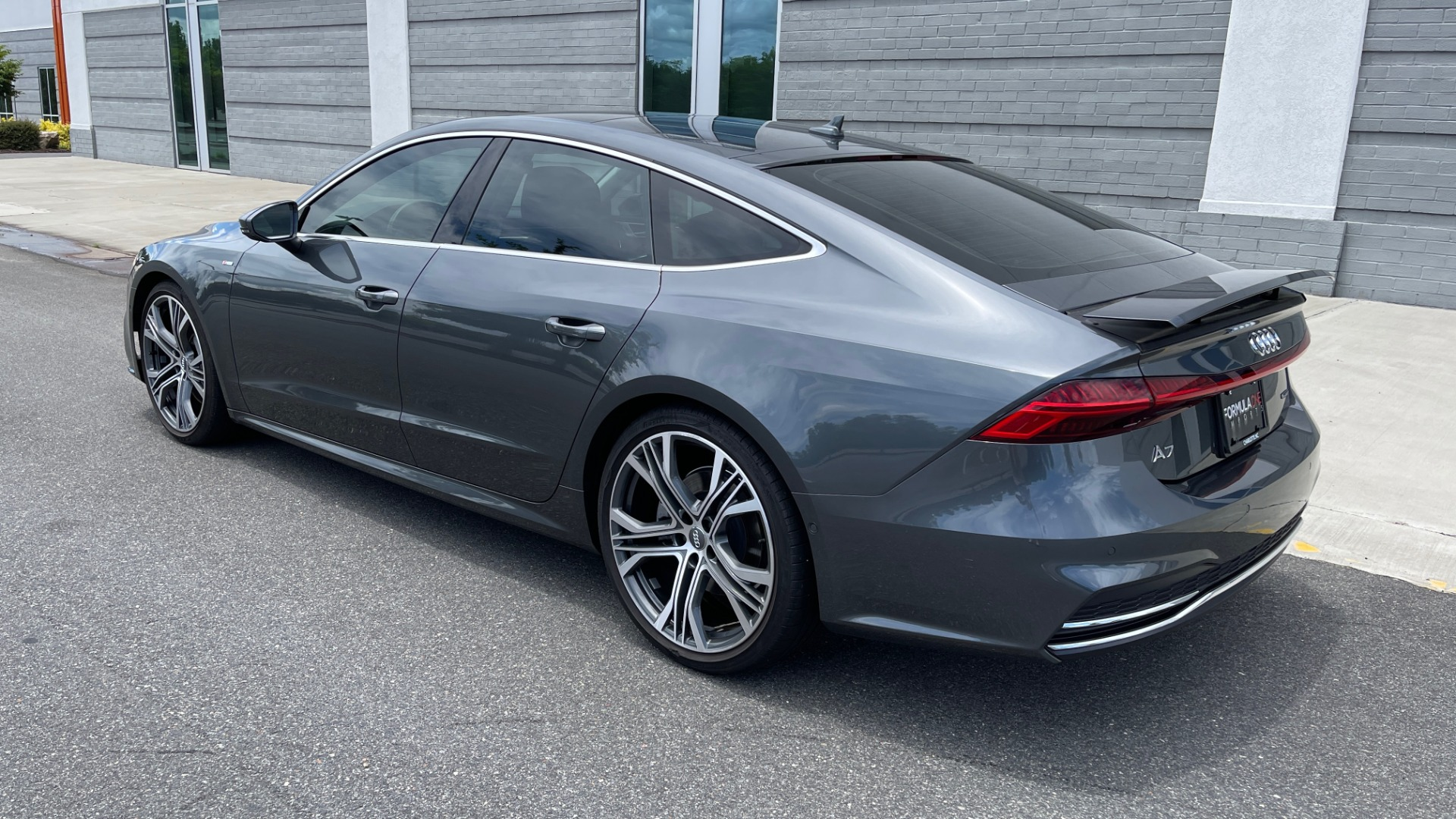 Used 2019 Audi A7 PRESTIGE 55 TFSI 3.0T / NAV / B&O SND / SUNROOF / S-LINE / 21IN WHLS / REAR for sale $66,995 at Formula Imports in Charlotte NC 28227 5