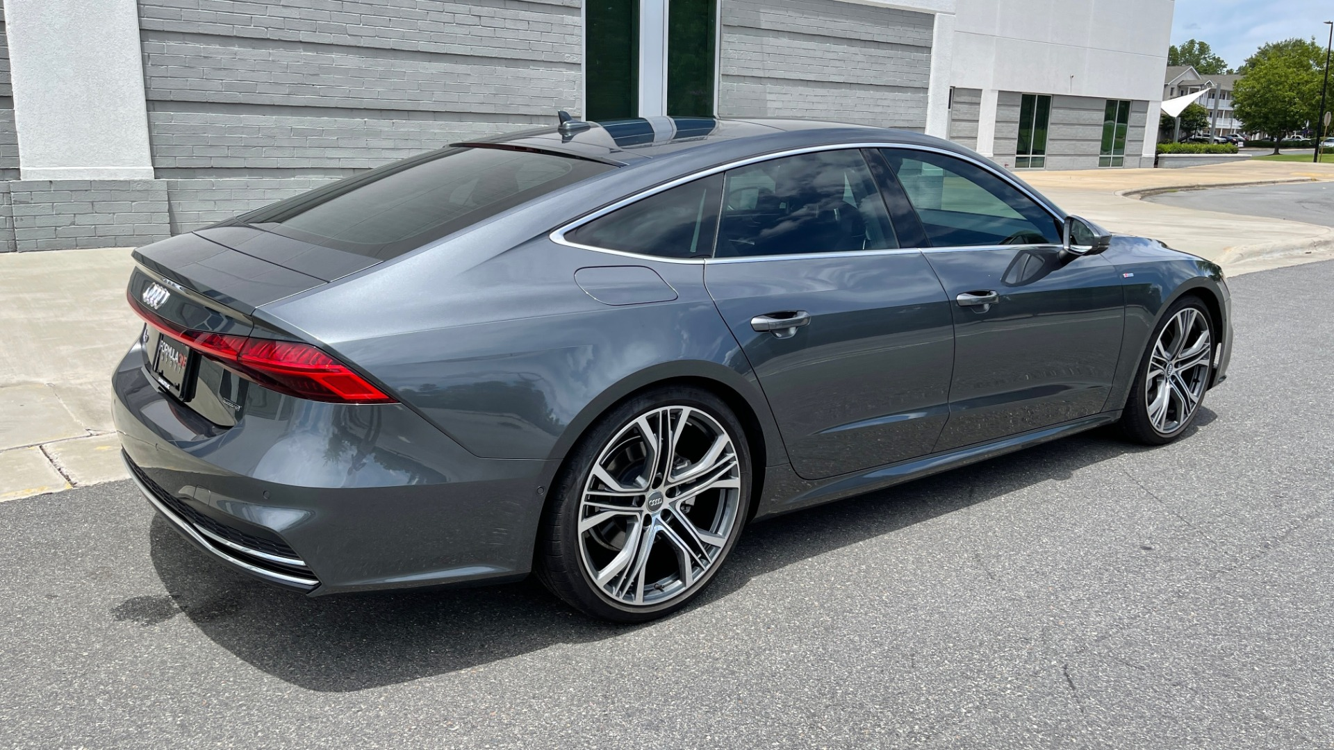 Used 2019 Audi A7 PRESTIGE 55 TFSI 3.0T / NAV / B&O SND / SUNROOF / S-LINE / 21IN WHLS / REAR for sale $66,995 at Formula Imports in Charlotte NC 28227 6