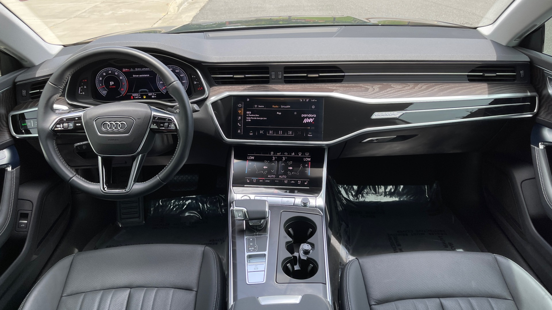Used 2019 Audi A7 PRESTIGE 55 TFSI 3.0T / NAV / B&O SND / SUNROOF / S-LINE / 21IN WHLS / REAR for sale $66,995 at Formula Imports in Charlotte NC 28227 66