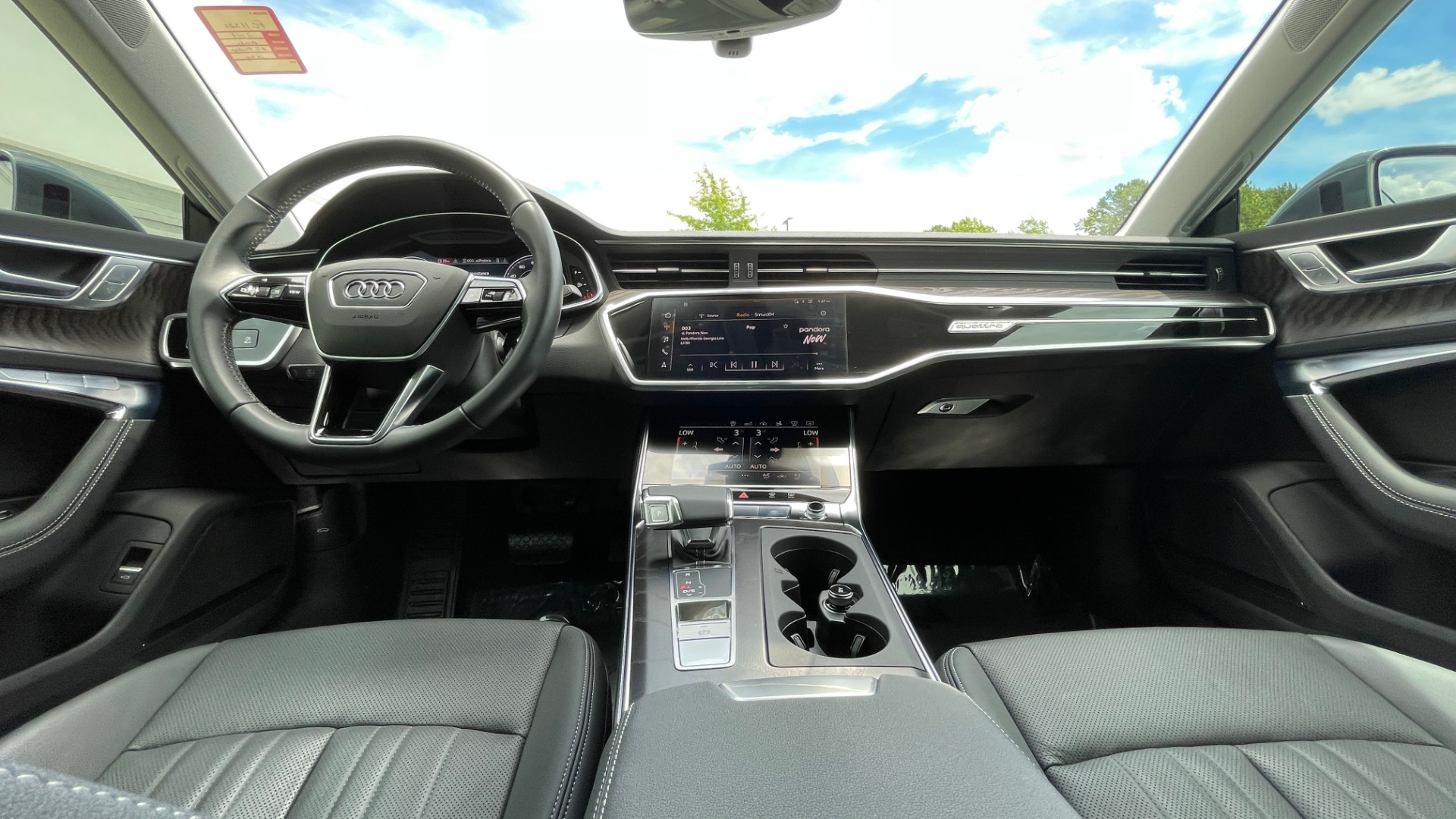 Used 2019 Audi A7 PRESTIGE 55 TFSI 3.0T / NAV / B&O SND / SUNROOF / S-LINE / 21IN WHLS / REAR for sale $66,995 at Formula Imports in Charlotte NC 28227 67