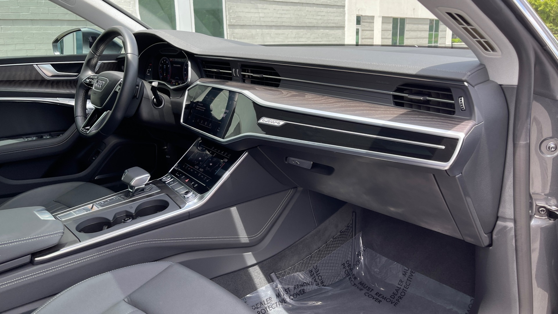 Used 2019 Audi A7 PRESTIGE 55 TFSI 3.0T / NAV / B&O SND / SUNROOF / S-LINE / 21IN WHLS / REAR for sale $66,995 at Formula Imports in Charlotte NC 28227 76