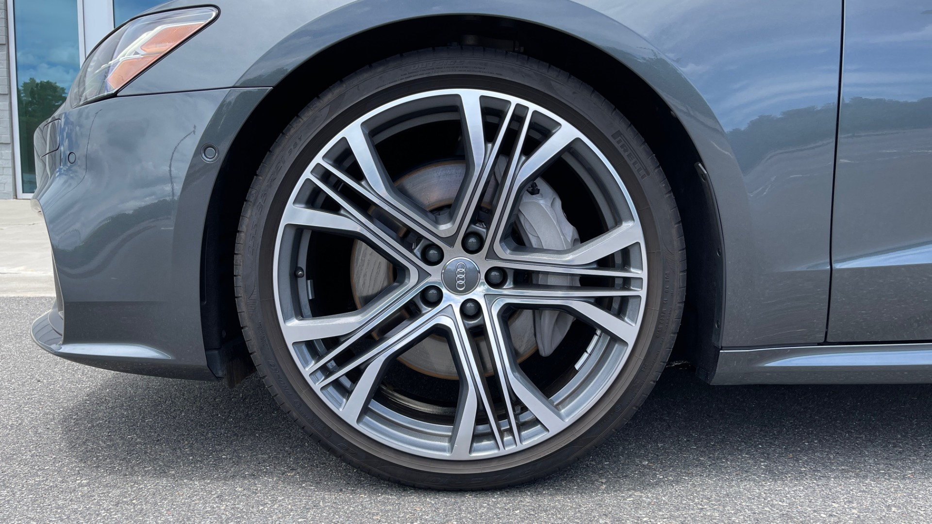 Used 2019 Audi A7 PRESTIGE 55 TFSI 3.0T / NAV / B&O SND / SUNROOF / S-LINE / 21IN WHLS / REAR for sale $66,995 at Formula Imports in Charlotte NC 28227 80