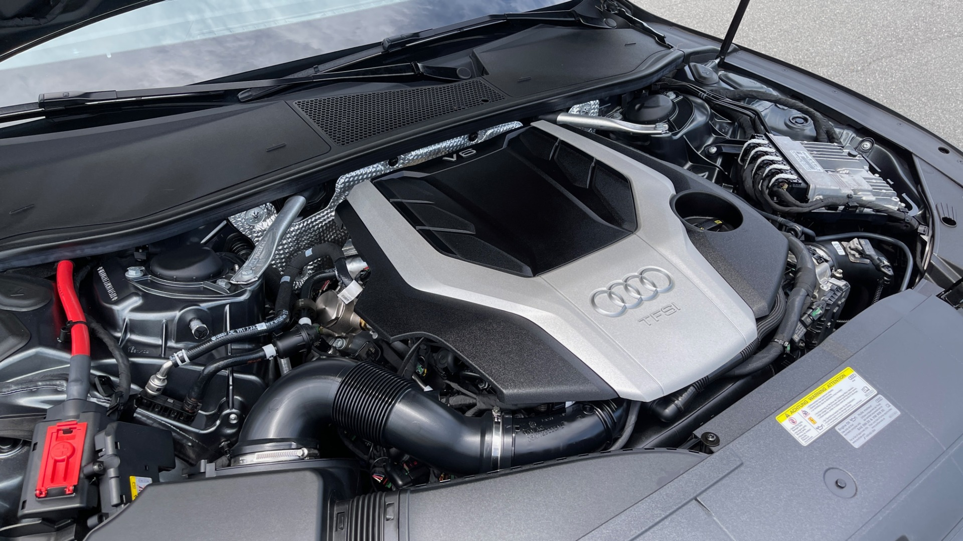 Used 2019 Audi A7 PRESTIGE 55 TFSI 3.0T / NAV / B&O SND / SUNROOF / S-LINE / 21IN WHLS / REAR for sale $66,995 at Formula Imports in Charlotte NC 28227 9