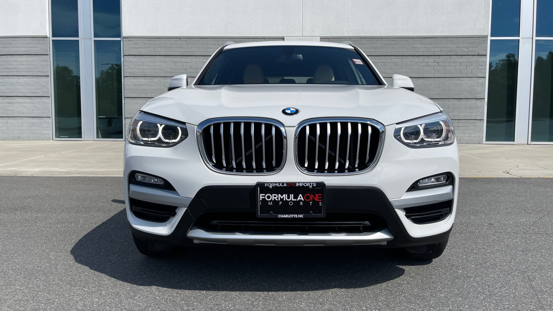 Used 2018 BMW X3 XDRIVE30I CONVENIENCE PKG / HEATED FRONT SEATS / REARVIEW for sale $36,595 at Formula Imports in Charlotte NC 28227 11