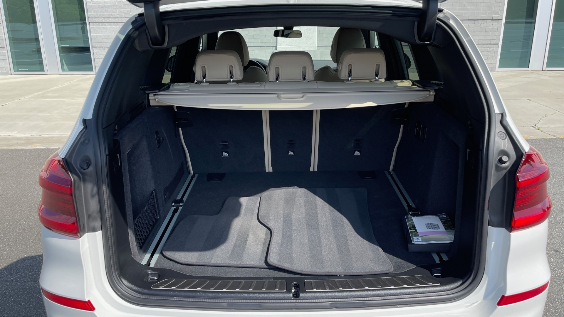 Used 2018 BMW X3 XDRIVE30I CONVENIENCE PKG / HEATED FRONT SEATS / REARVIEW for sale $36,595 at Formula Imports in Charlotte NC 28227 16