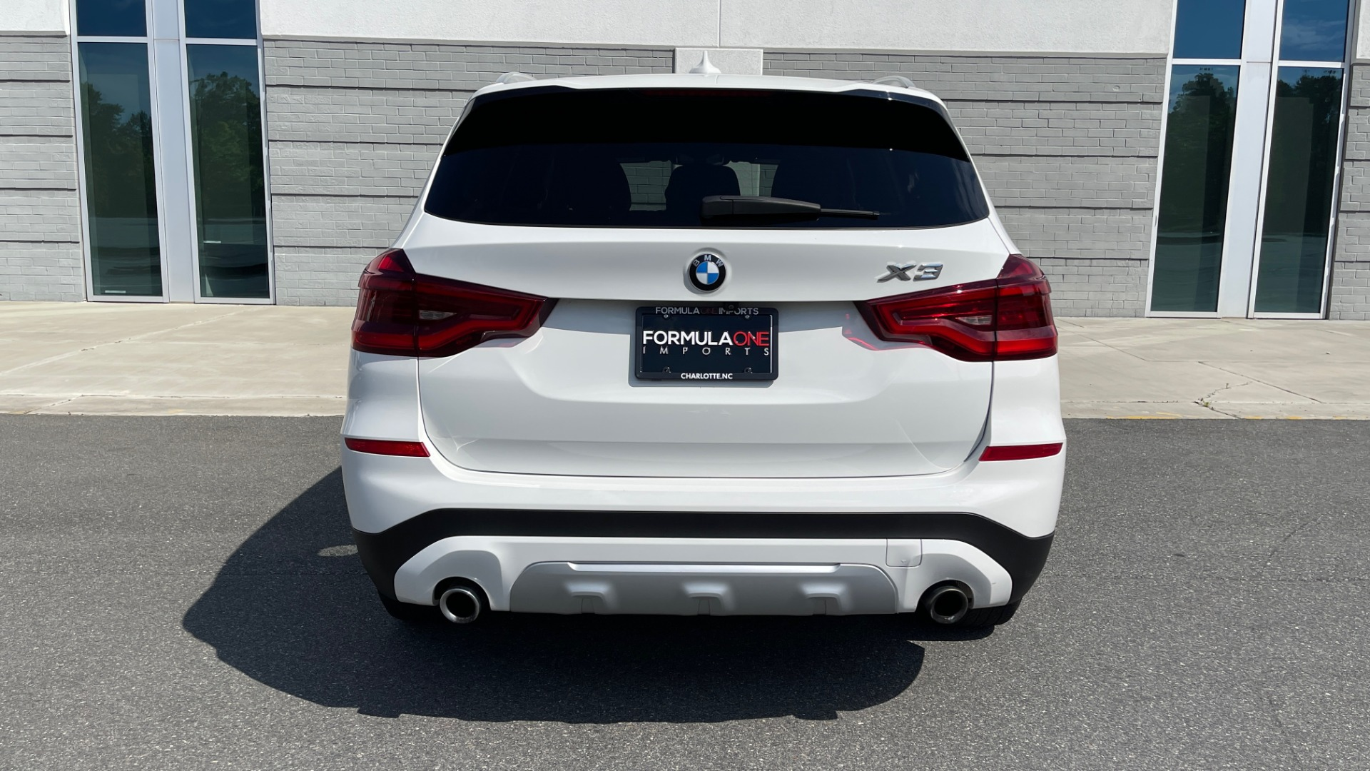 Used 2018 BMW X3 XDRIVE30I CONVENIENCE PKG / HEATED FRONT SEATS / REARVIEW for sale $36,595 at Formula Imports in Charlotte NC 28227 21