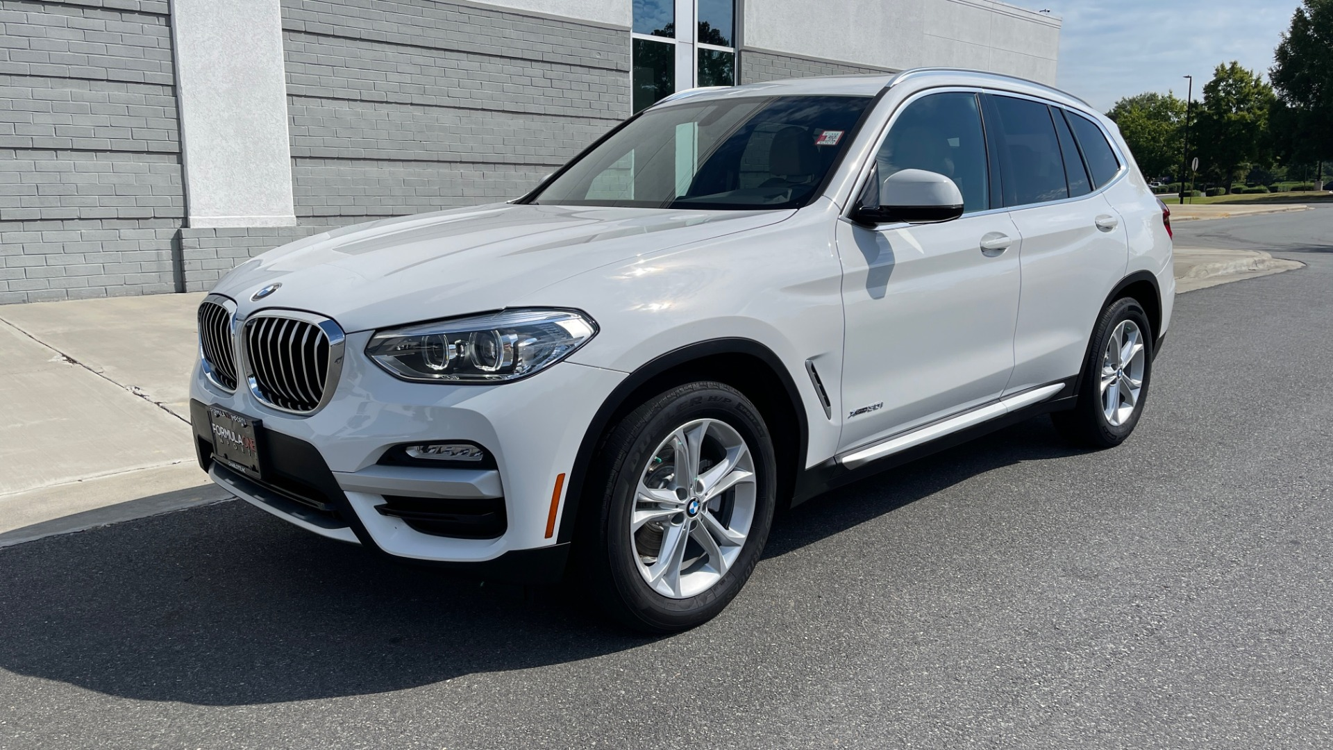 Used 2018 BMW X3 XDRIVE30I CONVENIENCE PKG / HEATED FRONT SEATS / REARVIEW for sale $36,595 at Formula Imports in Charlotte NC 28227 3