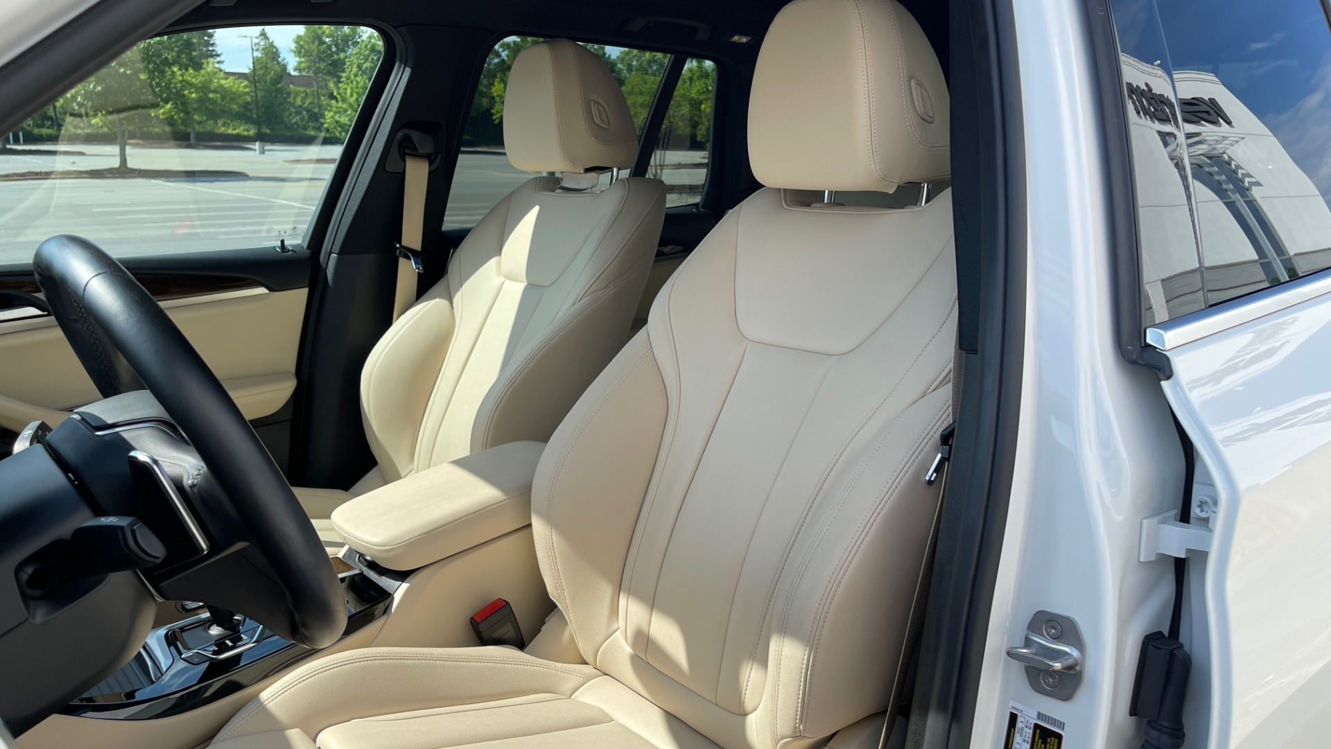Used 2018 BMW X3 XDRIVE30I CONVENIENCE PKG / HEATED FRONT SEATS / REARVIEW for sale $36,595 at Formula Imports in Charlotte NC 28227 31