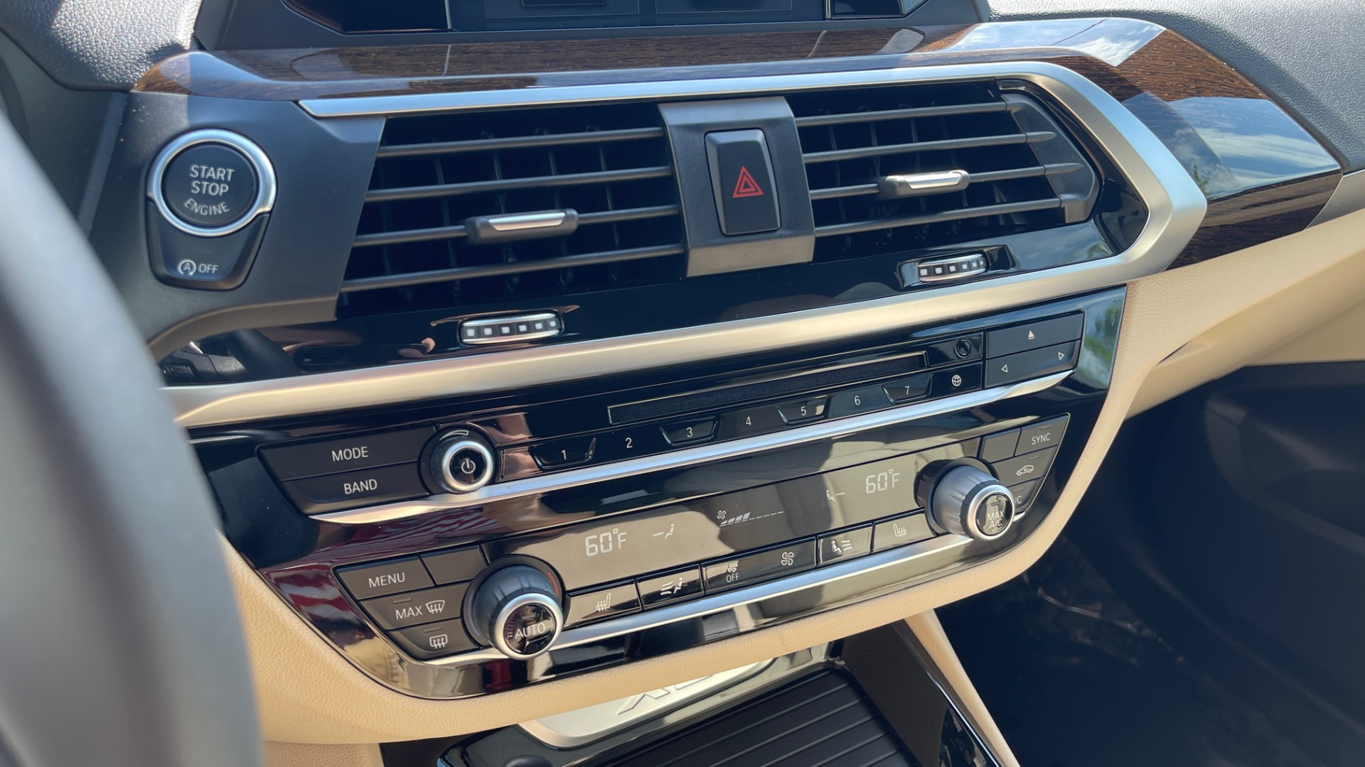 Used 2018 BMW X3 XDRIVE30I CONVENIENCE PKG / HEATED FRONT SEATS / REARVIEW for sale $36,595 at Formula Imports in Charlotte NC 28227 43