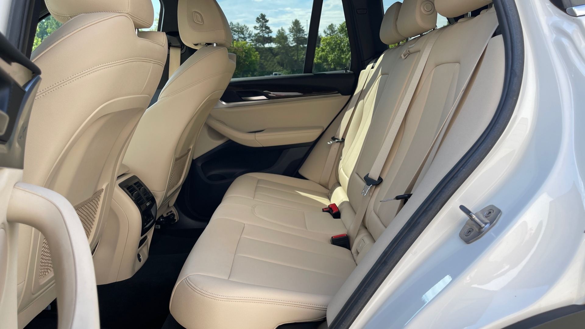 Used 2018 BMW X3 XDRIVE30I CONVENIENCE PKG / HEATED FRONT SEATS / REARVIEW for sale $36,595 at Formula Imports in Charlotte NC 28227 52