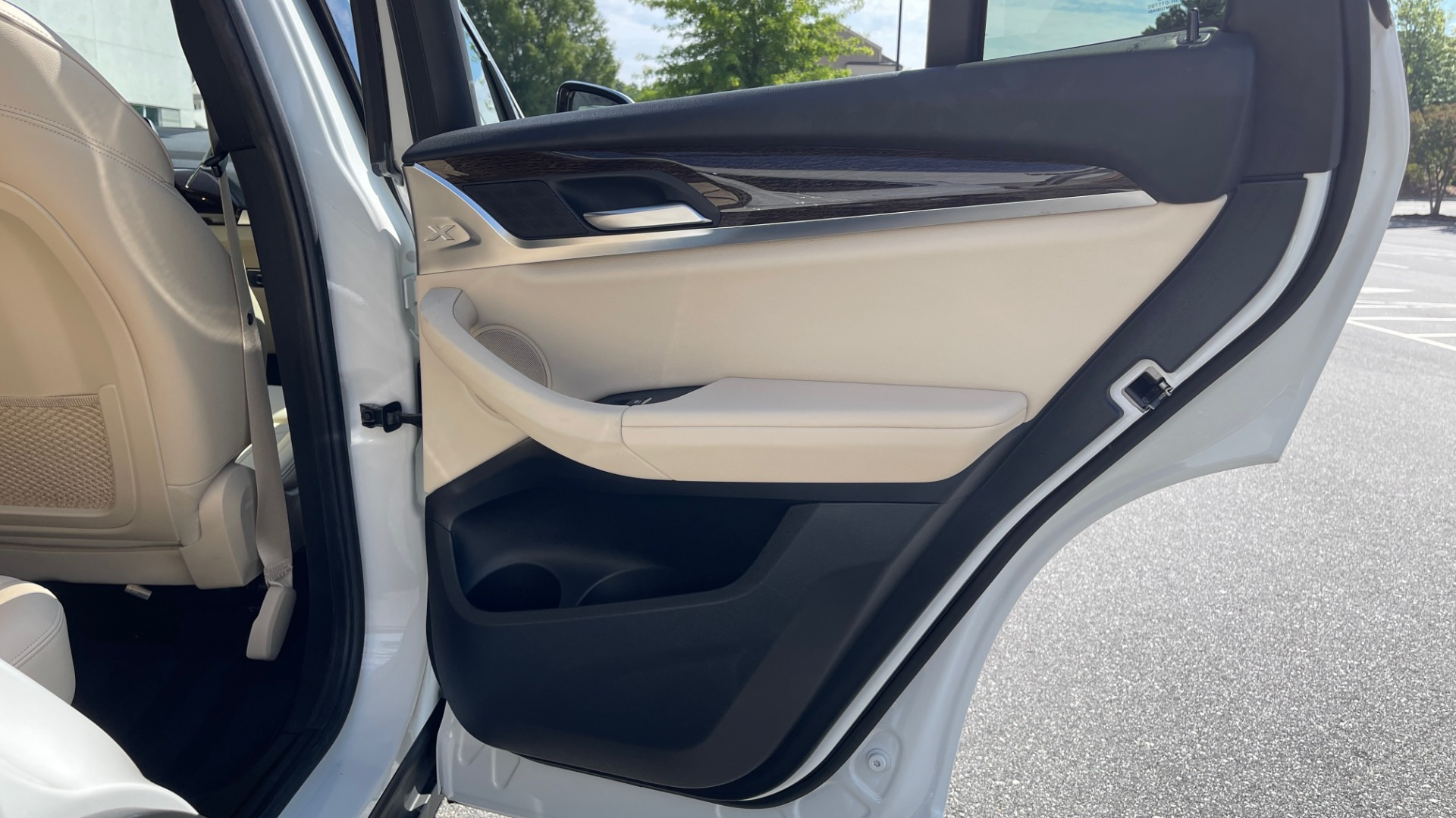 Used 2018 BMW X3 XDRIVE30I CONVENIENCE PKG / HEATED FRONT SEATS / REARVIEW for sale $36,595 at Formula Imports in Charlotte NC 28227 58