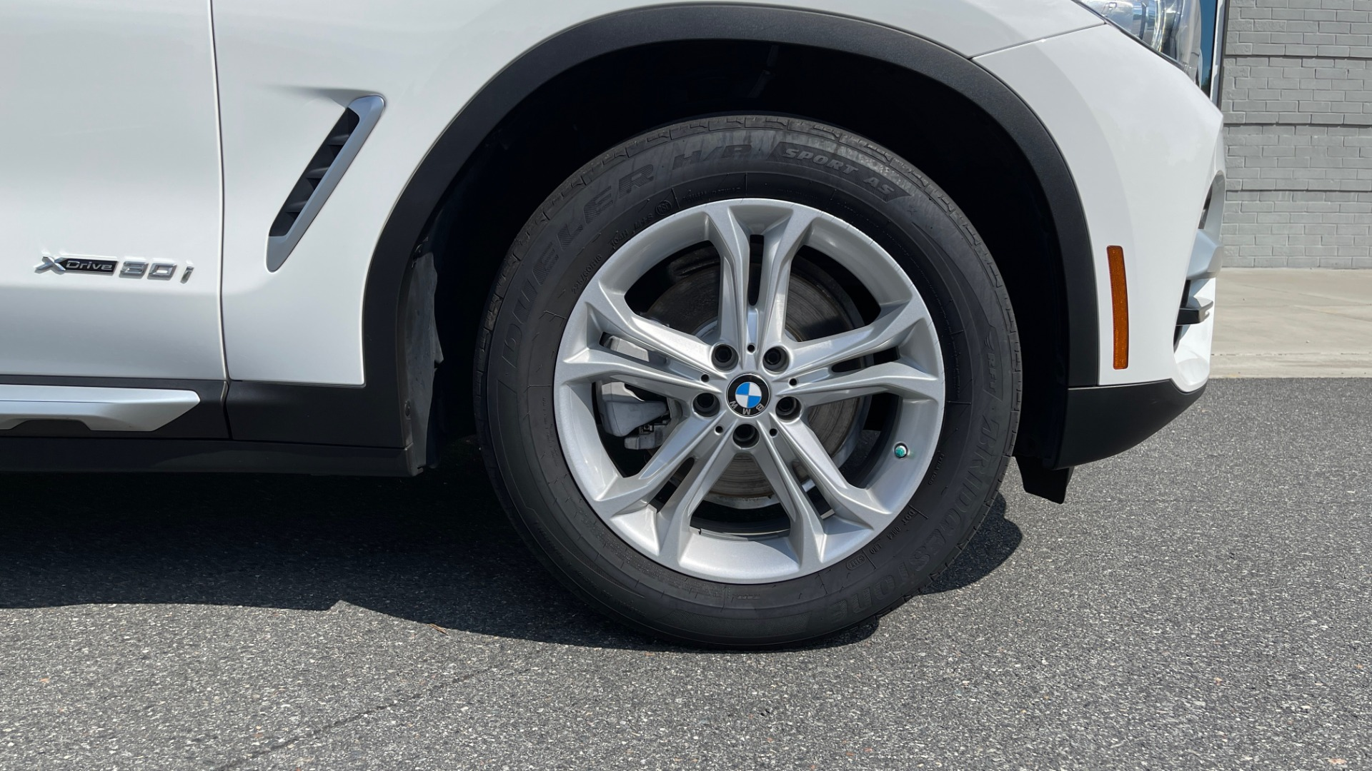 Used 2018 BMW X3 XDRIVE30I CONVENIENCE PKG / HEATED FRONT SEATS / REARVIEW for sale $36,595 at Formula Imports in Charlotte NC 28227 69