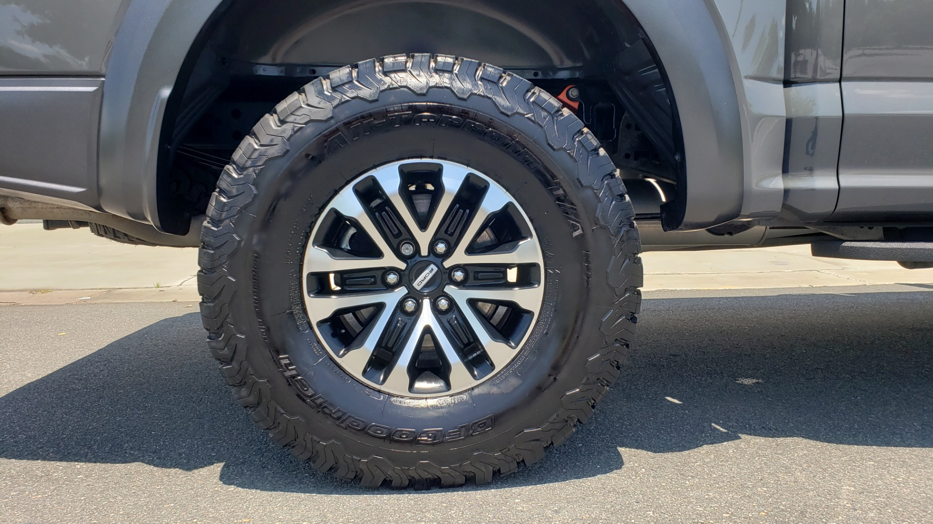 Used 2020 Ford F-150 RAPTOR 4X4 SUPERCREW / 3.5L ECOBOOST / 10-SPD AUTO / SUNROOF / REARVIEW for sale $82,500 at Formula Imports in Charlotte NC 28227 80