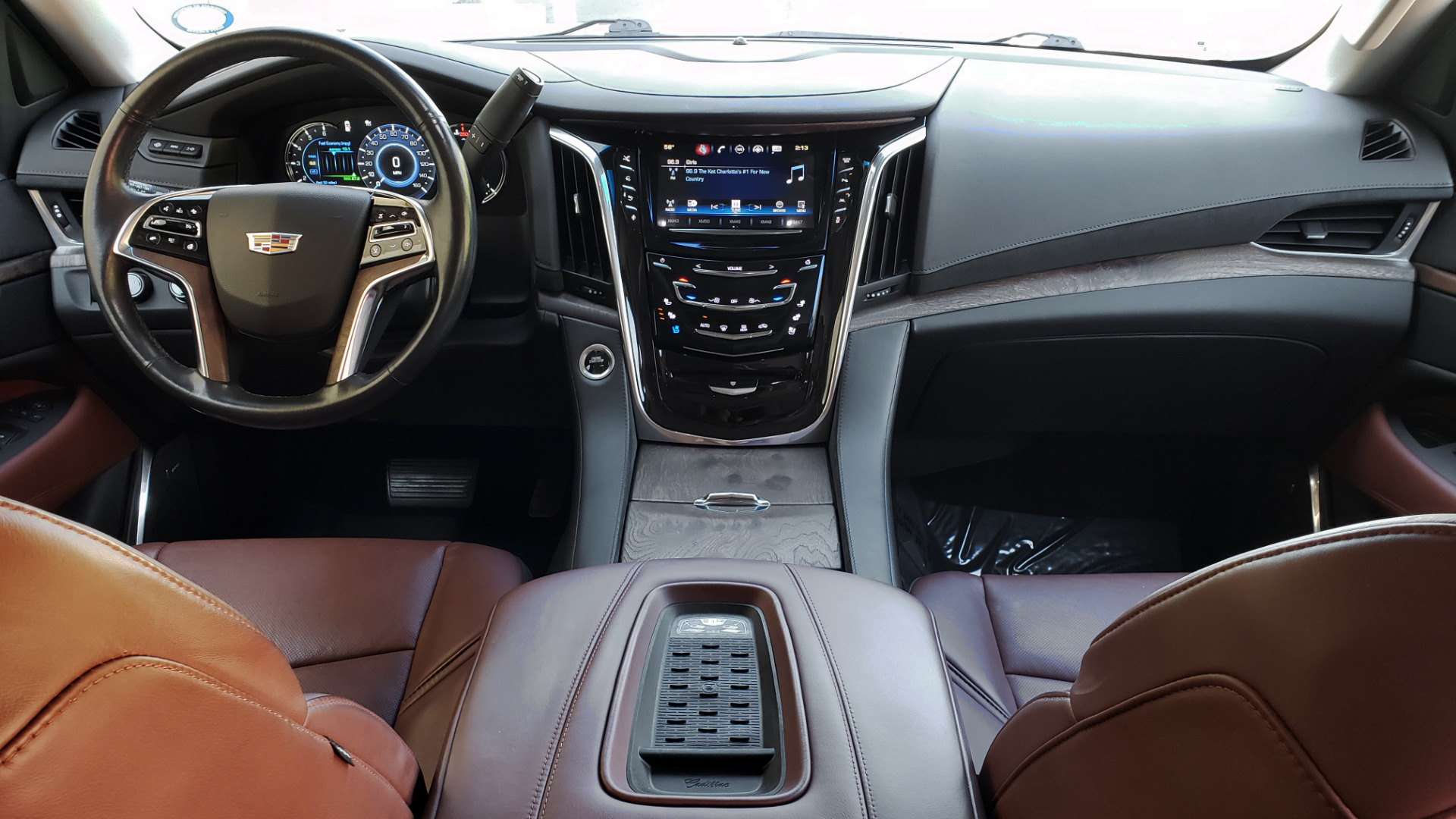 Used 2016 Cadillac ESCALADE ESV PREMIUM COLLECTION / NAV / 3-ROW / SUNROOF / CAMERA for sale Sold at Formula Imports in Charlotte NC 28227 100