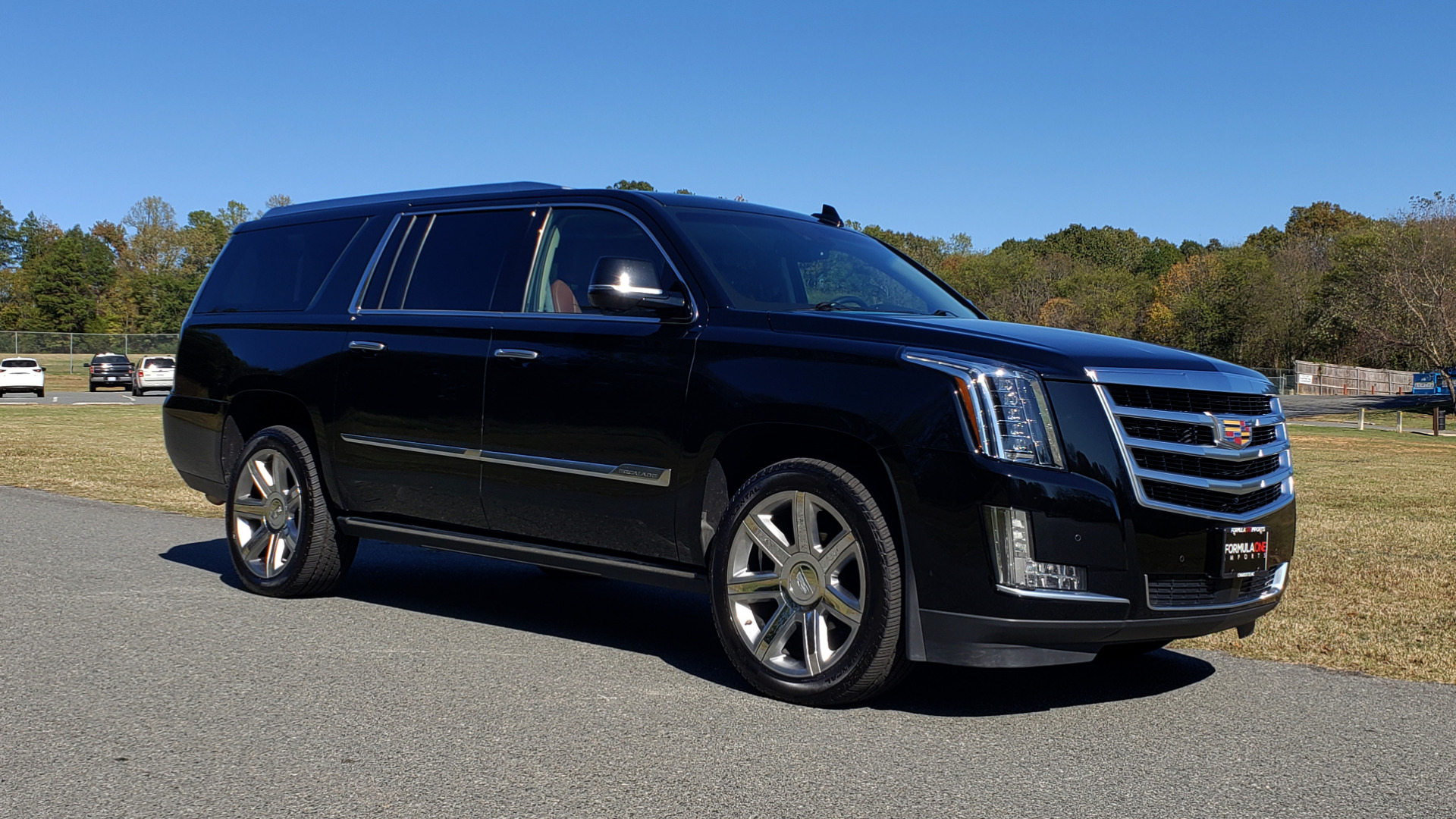 Used 2016 Cadillac ESCALADE ESV PREMIUM COLLECTION / NAV / 3-ROW / SUNROOF / CAMERA for sale Sold at Formula Imports in Charlotte NC 28227 13