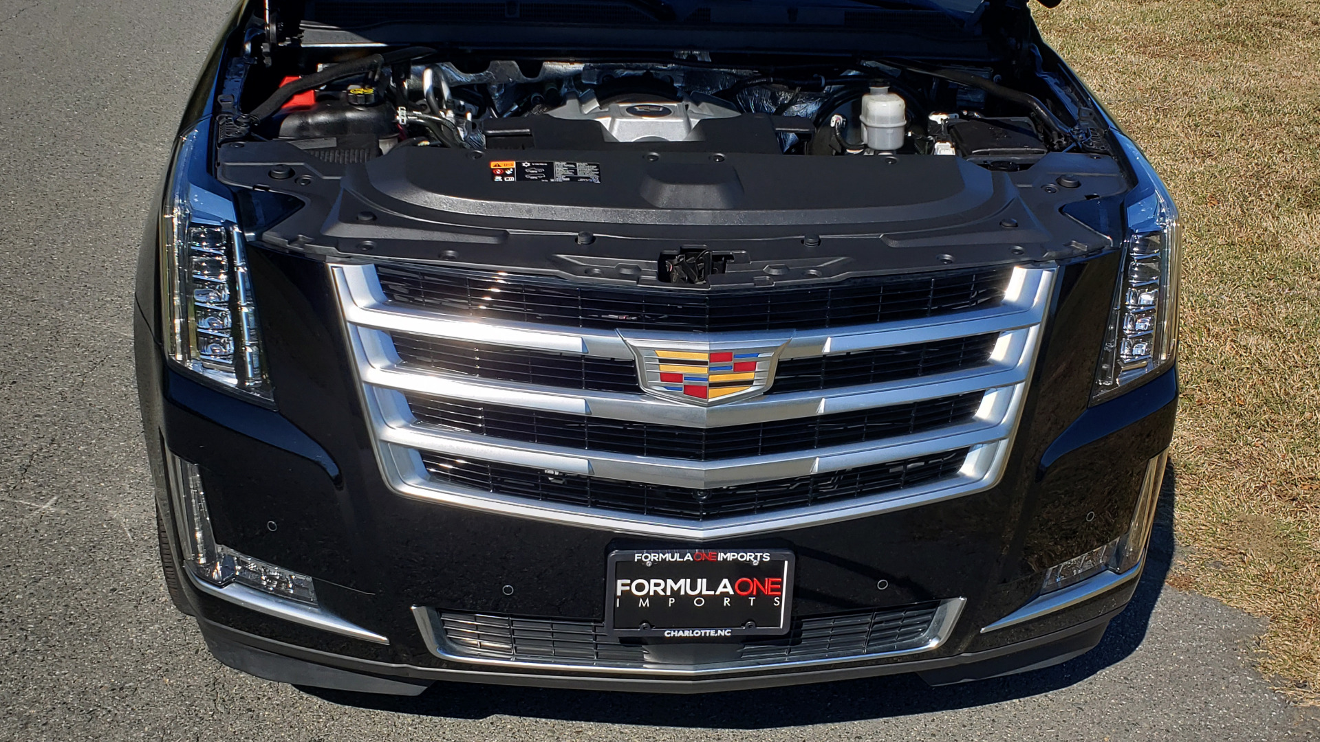 Used 2016 Cadillac ESCALADE ESV PREMIUM COLLECTION / NAV / 3-ROW / SUNROOF / CAMERA for sale Sold at Formula Imports in Charlotte NC 28227 17