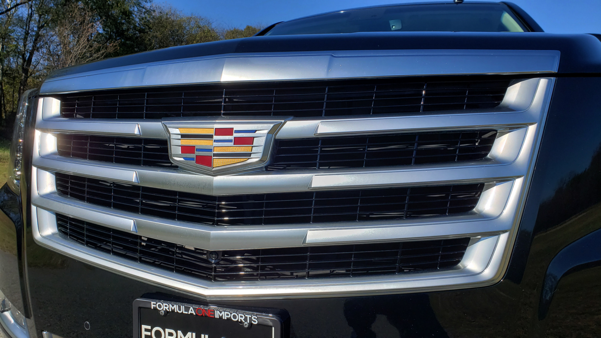 Used 2016 Cadillac ESCALADE ESV PREMIUM COLLECTION / NAV / 3-ROW / SUNROOF / CAMERA for sale Sold at Formula Imports in Charlotte NC 28227 20