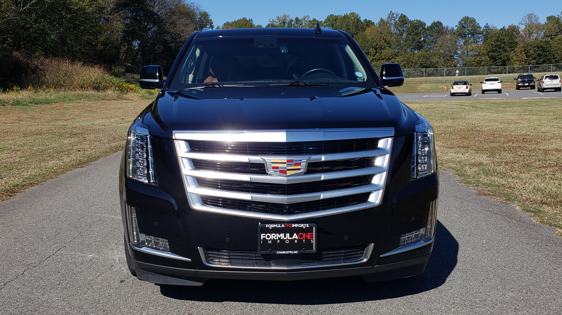 Used 2016 Cadillac ESCALADE ESV PREMIUM COLLECTION / NAV / 3-ROW / SUNROOF / CAMERA for sale Sold at Formula Imports in Charlotte NC 28227 28