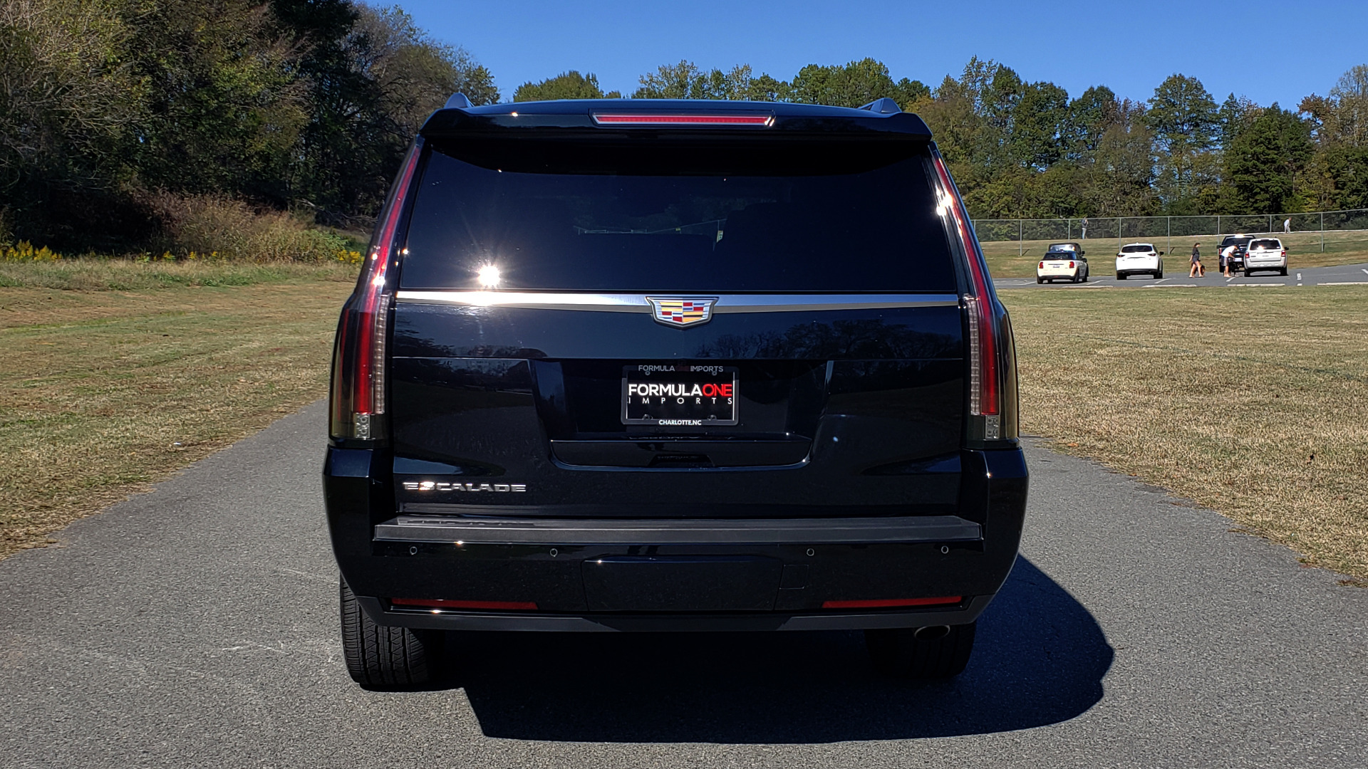 Used 2016 Cadillac ESCALADE ESV PREMIUM COLLECTION / NAV / 3-ROW / SUNROOF / CAMERA for sale Sold at Formula Imports in Charlotte NC 28227 34