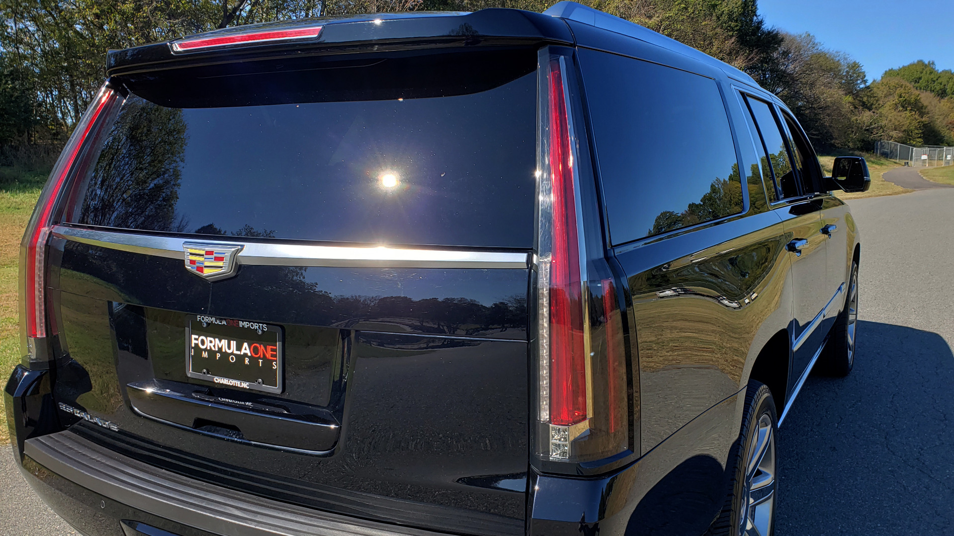 Used 2016 Cadillac ESCALADE ESV PREMIUM COLLECTION / NAV / 3-ROW / SUNROOF / CAMERA for sale Sold at Formula Imports in Charlotte NC 28227 36
