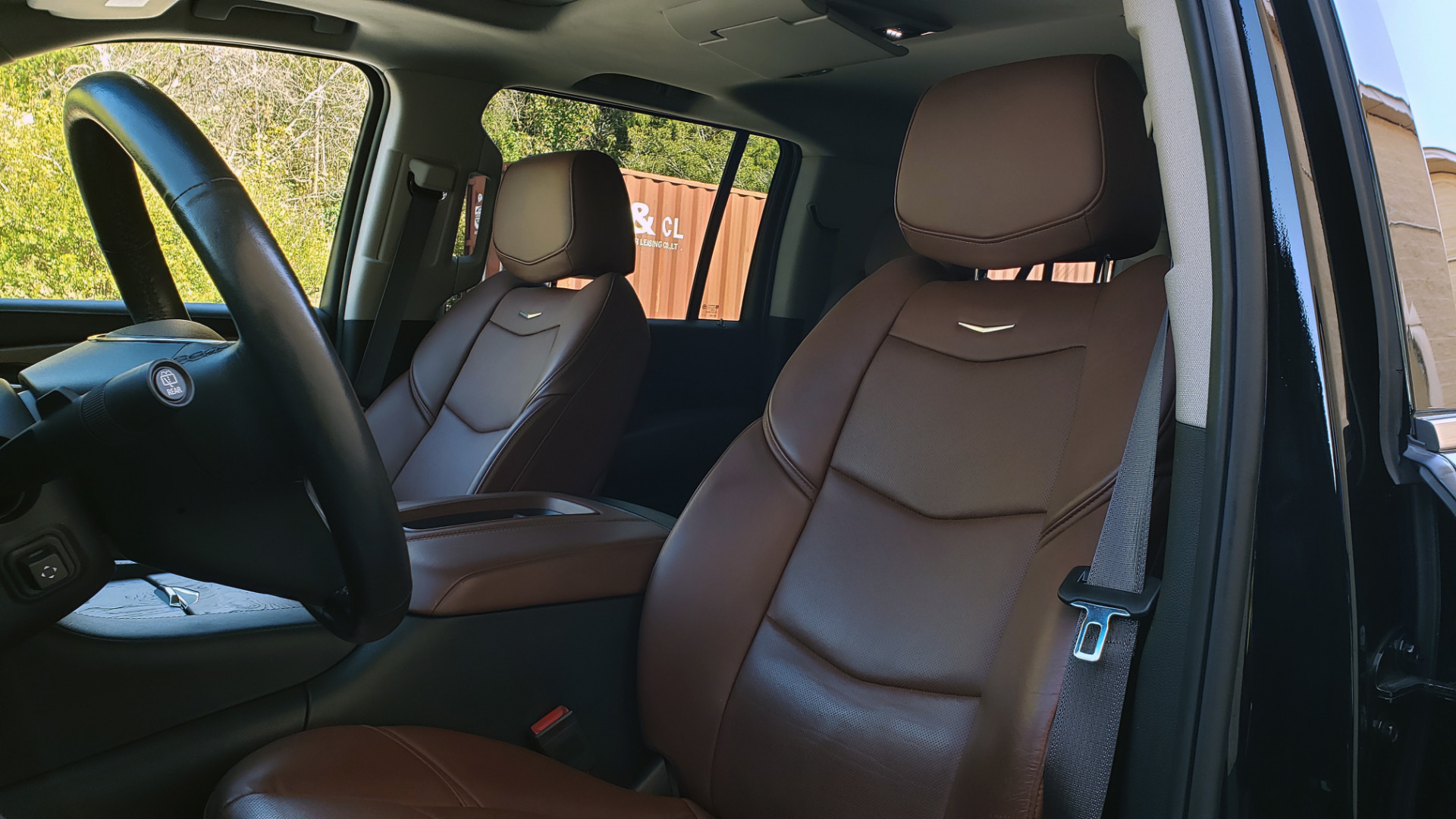 Used 2016 Cadillac ESCALADE ESV PREMIUM COLLECTION / NAV / 3-ROW / SUNROOF / CAMERA for sale Sold at Formula Imports in Charlotte NC 28227 44