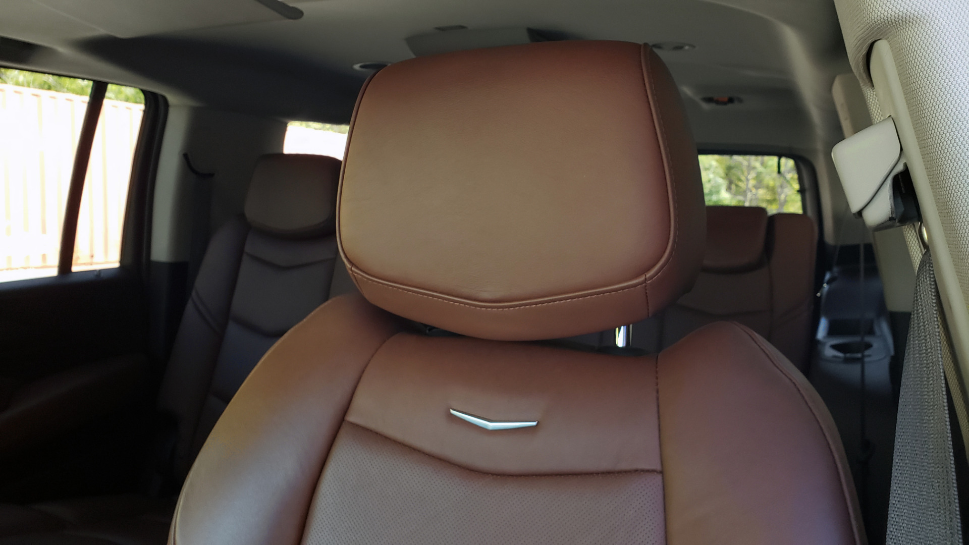 Used 2016 Cadillac ESCALADE ESV PREMIUM COLLECTION / NAV / 3-ROW / SUNROOF / CAMERA for sale Sold at Formula Imports in Charlotte NC 28227 45