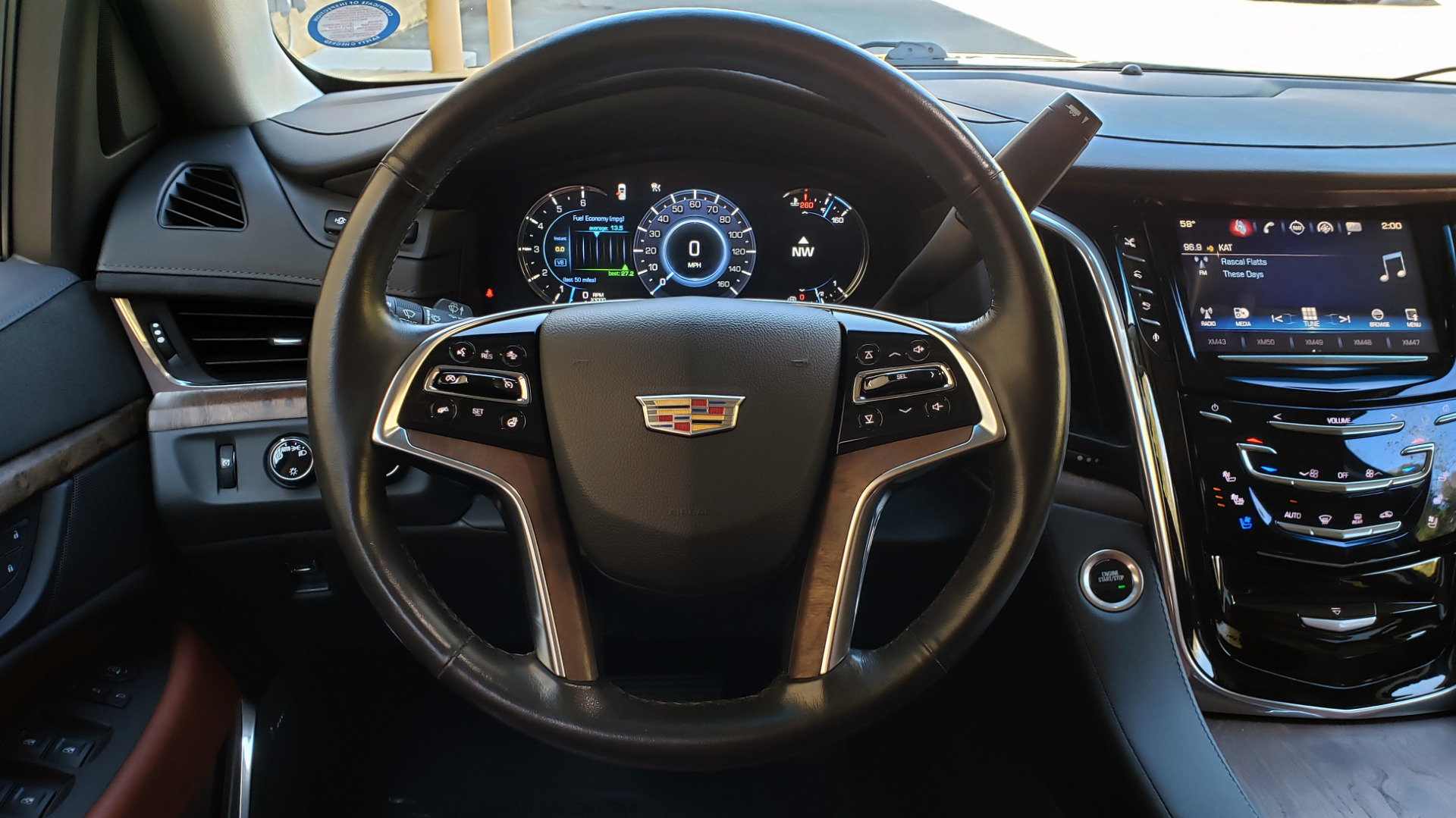 Used 2016 Cadillac ESCALADE ESV PREMIUM COLLECTION / NAV / 3-ROW / SUNROOF / CAMERA for sale Sold at Formula Imports in Charlotte NC 28227 49