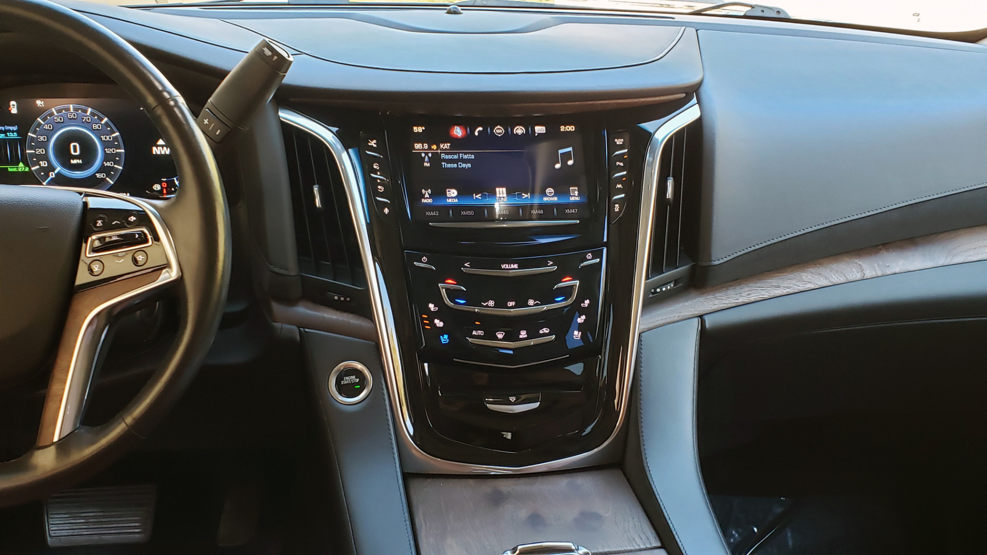 Used 2016 Cadillac ESCALADE ESV PREMIUM COLLECTION / NAV / 3-ROW / SUNROOF / CAMERA for sale Sold at Formula Imports in Charlotte NC 28227 52