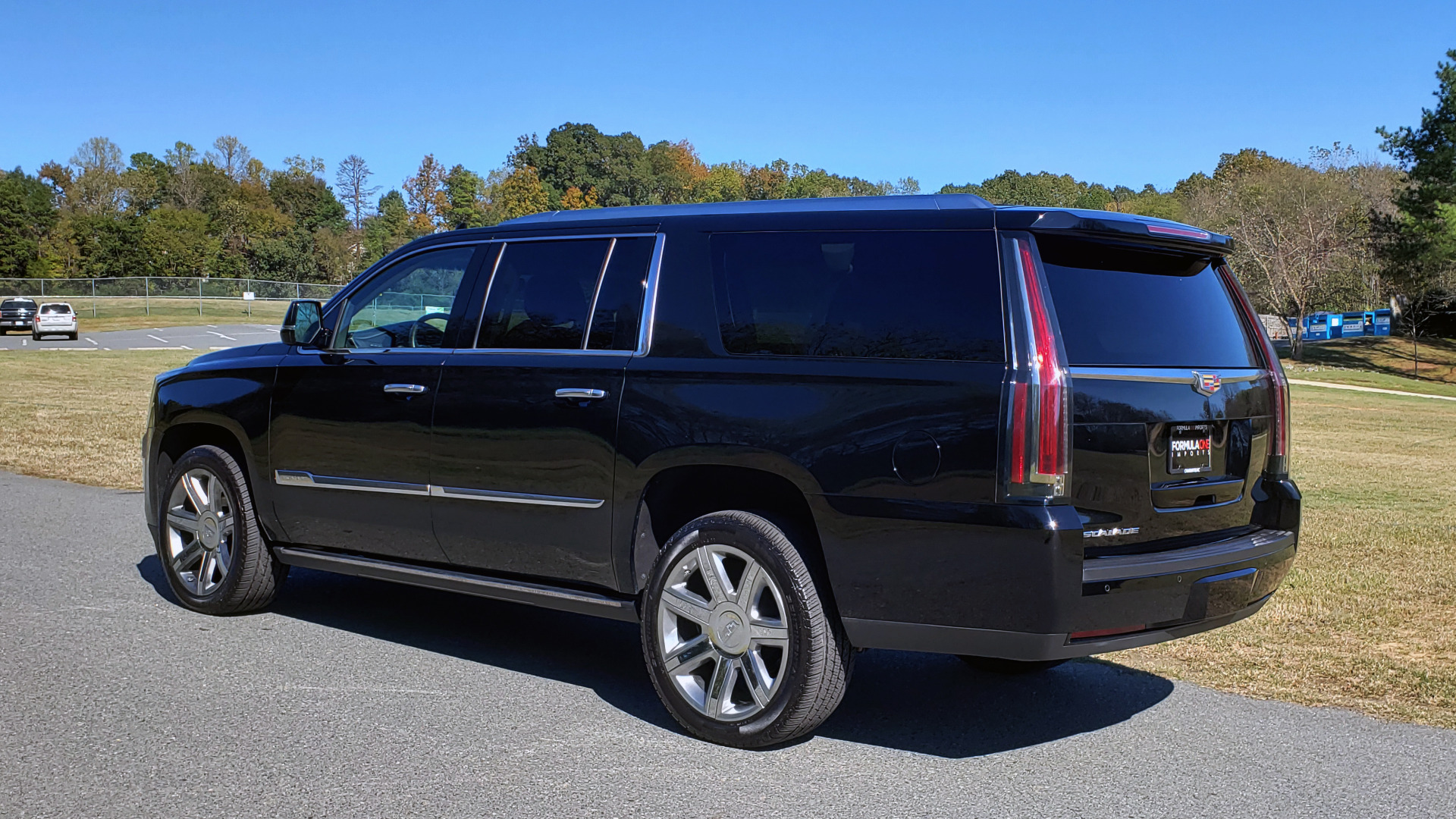 Used 2016 Cadillac ESCALADE ESV PREMIUM COLLECTION / NAV / 3-ROW / SUNROOF / CAMERA for sale Sold at Formula Imports in Charlotte NC 28227 7