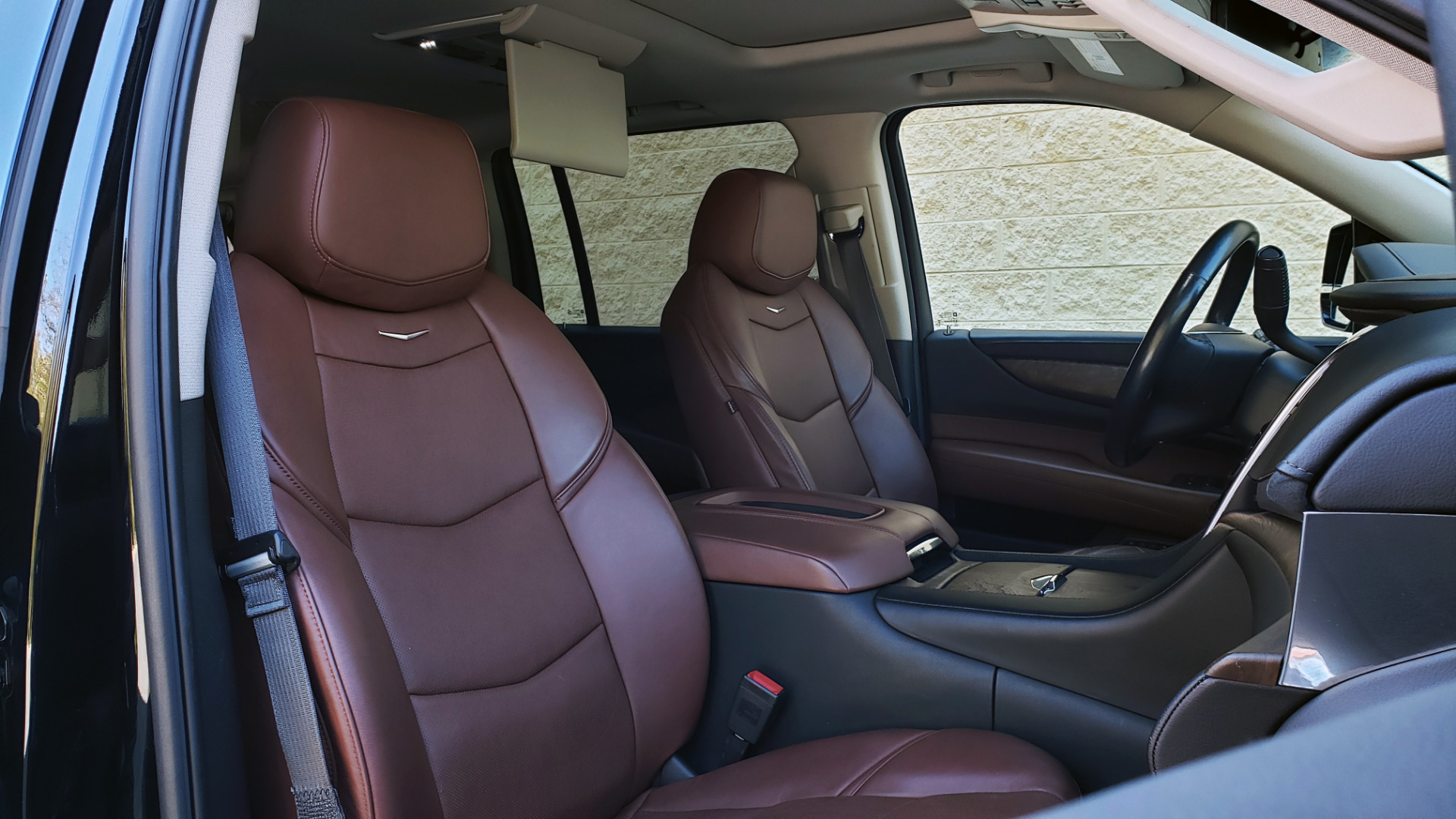 Used 2016 Cadillac ESCALADE ESV PREMIUM COLLECTION / NAV / 3-ROW / SUNROOF / CAMERA for sale Sold at Formula Imports in Charlotte NC 28227 87