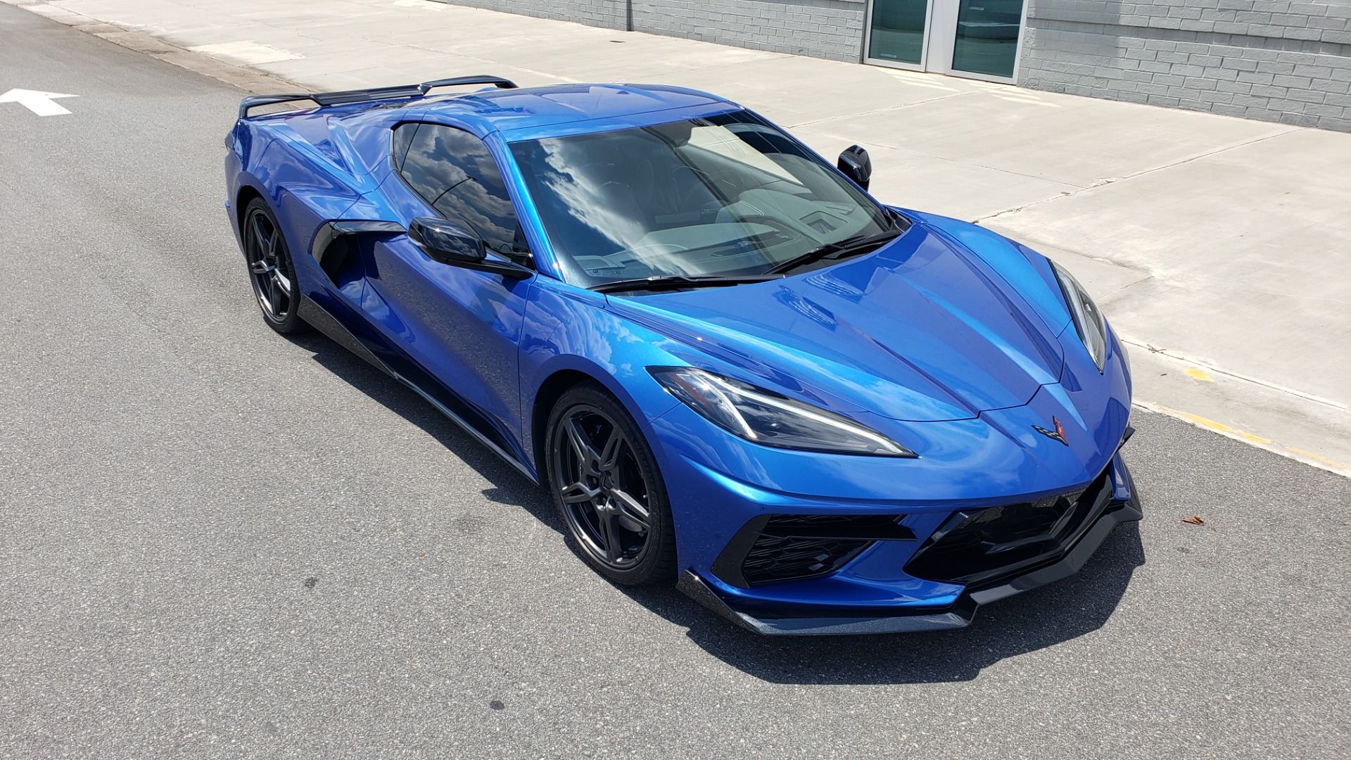 Used 2020 Chevrolet CORVETTE C8 STINGRAY COUPE 2LT / PERF & Z51 PKG / NAV / BOSE / 8-SPD AUTO / REARVIEW for sale Sold at Formula Imports in Charlotte NC 28227 10
