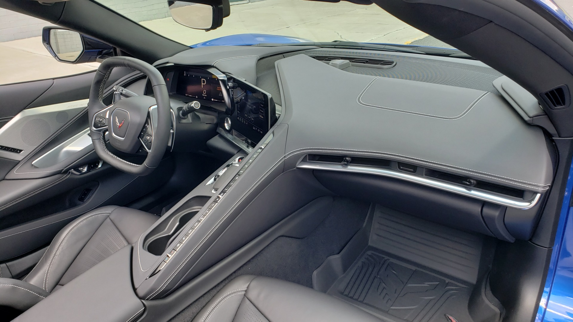 Used 2020 Chevrolet CORVETTE C8 STINGRAY COUPE 2LT / PERF & Z51 PKG / NAV / BOSE / 8-SPD AUTO / REARVIEW for sale Sold at Formula Imports in Charlotte NC 28227 29