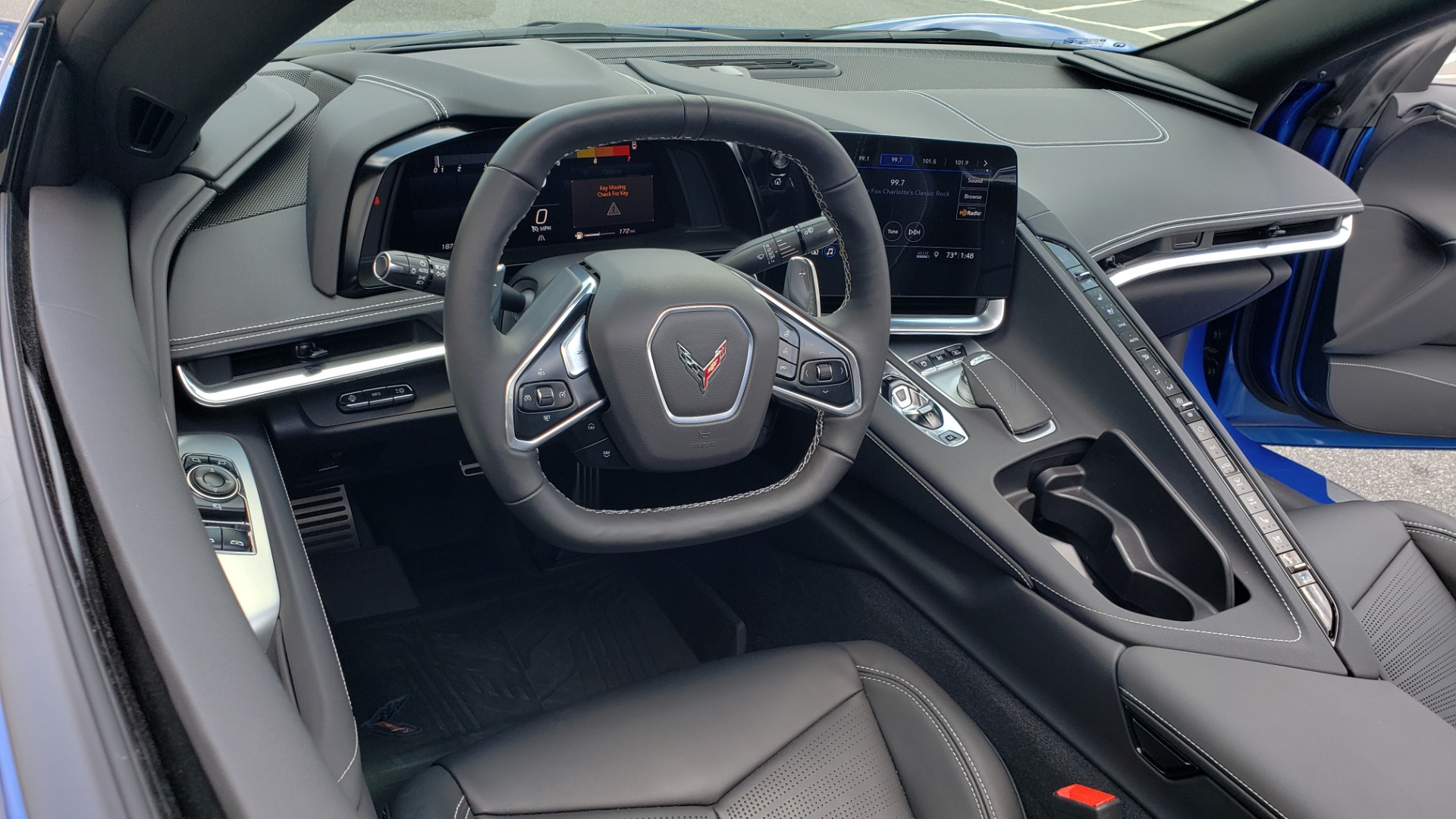 Used 2020 Chevrolet CORVETTE C8 STINGRAY COUPE 2LT / PERF & Z51 PKG / NAV / BOSE / 8-SPD AUTO / REARVIEW for sale Sold at Formula Imports in Charlotte NC 28227 30