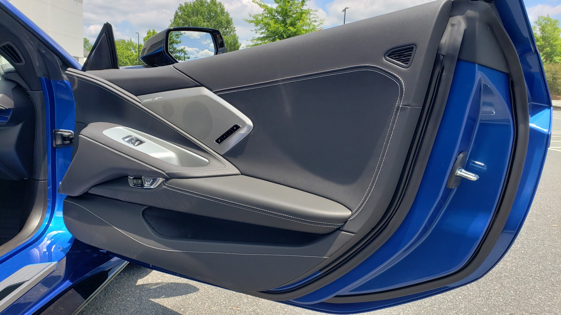 Used 2020 Chevrolet CORVETTE C8 STINGRAY COUPE 2LT / PERF & Z51 PKG / NAV / BOSE / 8-SPD AUTO / REARVIEW for sale Sold at Formula Imports in Charlotte NC 28227 35