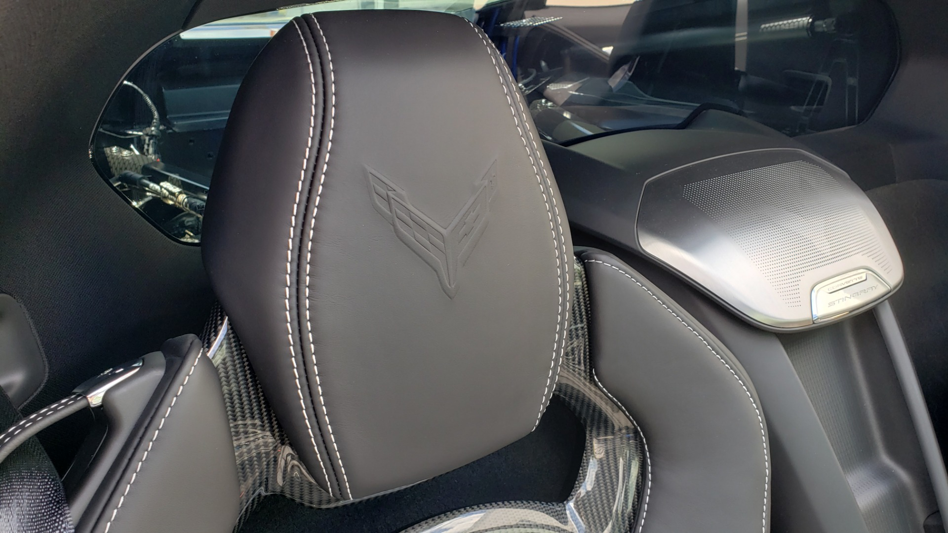 Used 2020 Chevrolet CORVETTE C8 STINGRAY COUPE 2LT / PERF & Z51 PKG / NAV / BOSE / 8-SPD AUTO / REARVIEW for sale Sold at Formula Imports in Charlotte NC 28227 39