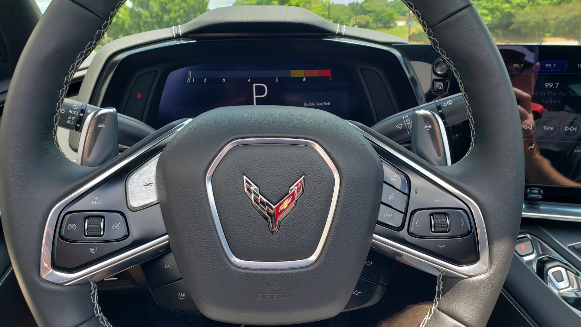 Used 2020 Chevrolet CORVETTE C8 STINGRAY COUPE 2LT / PERF & Z51 PKG / NAV / BOSE / 8-SPD AUTO / REARVIEW for sale Sold at Formula Imports in Charlotte NC 28227 47