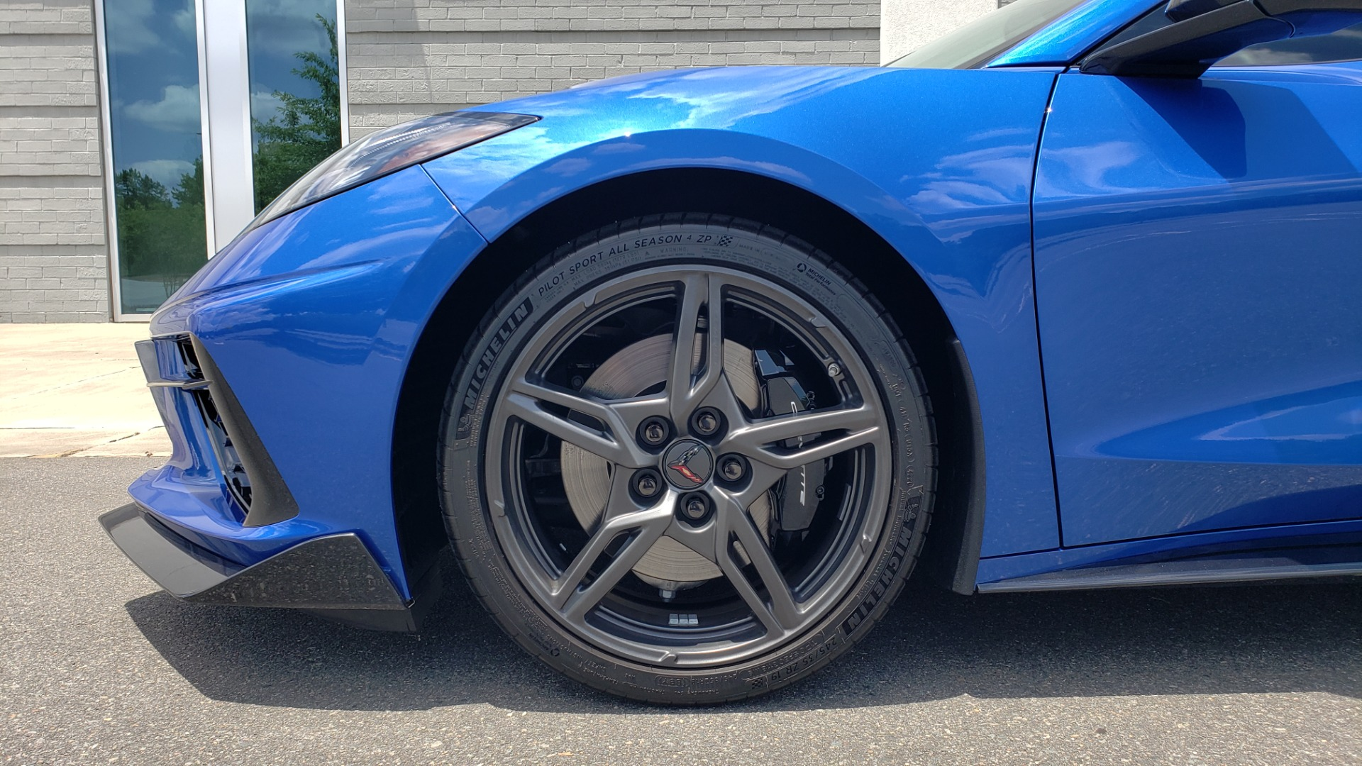 Used 2020 Chevrolet CORVETTE C8 STINGRAY COUPE 2LT / PERF & Z51 PKG / NAV / BOSE / 8-SPD AUTO / REARVIEW for sale Sold at Formula Imports in Charlotte NC 28227 53