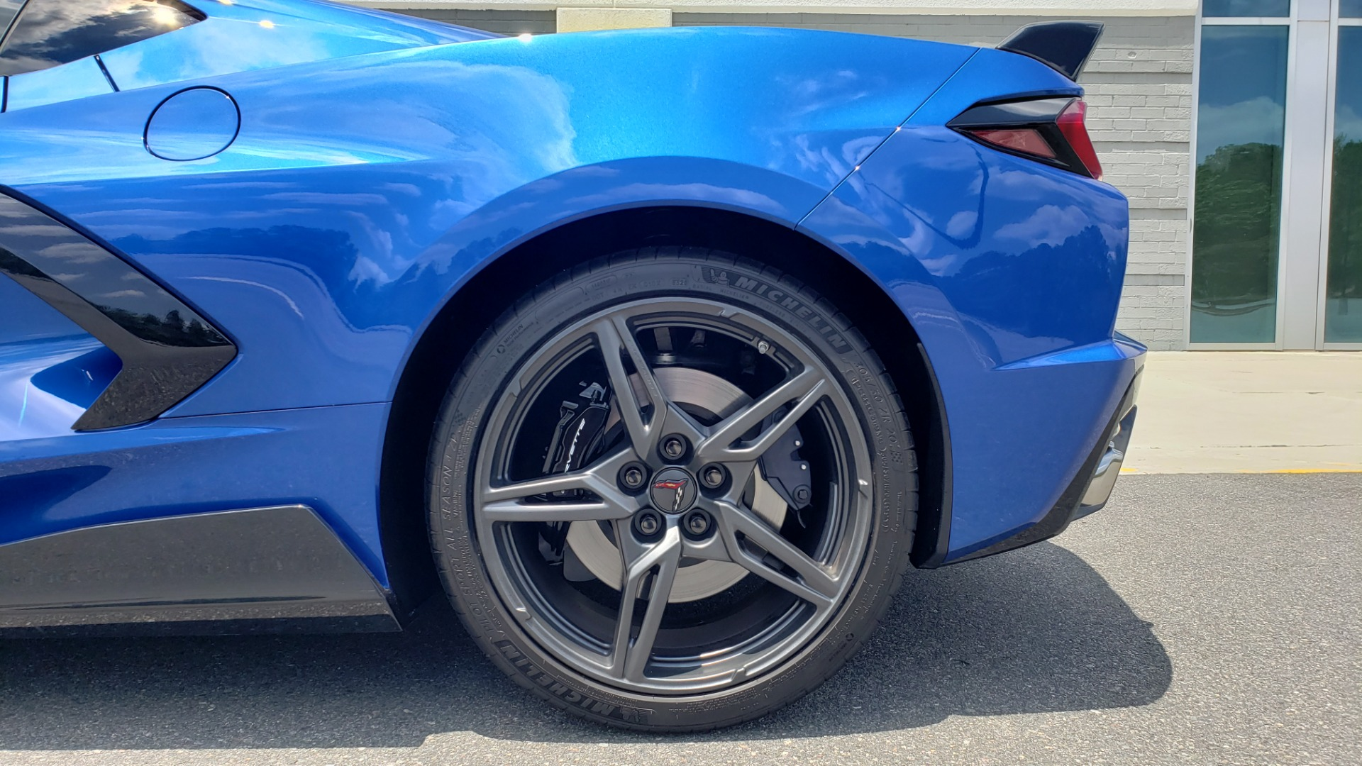 Used 2020 Chevrolet CORVETTE C8 STINGRAY COUPE 2LT / PERF & Z51 PKG / NAV / BOSE / 8-SPD AUTO / REARVIEW for sale Sold at Formula Imports in Charlotte NC 28227 54