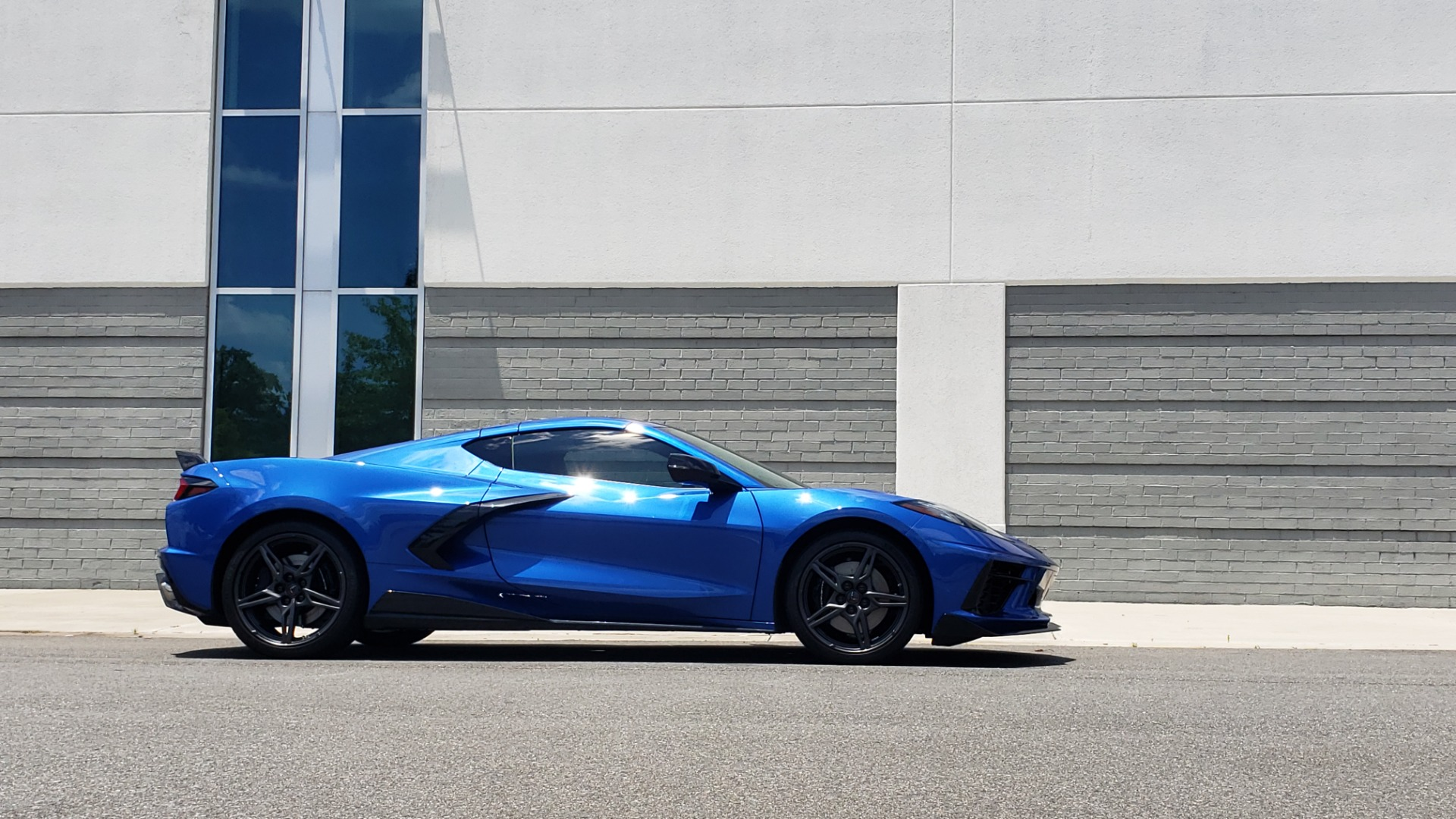 Used 2020 Chevrolet CORVETTE C8 STINGRAY COUPE 2LT / PERF & Z51 PKG / NAV / BOSE / 8-SPD AUTO / REARVIEW for sale Sold at Formula Imports in Charlotte NC 28227 7