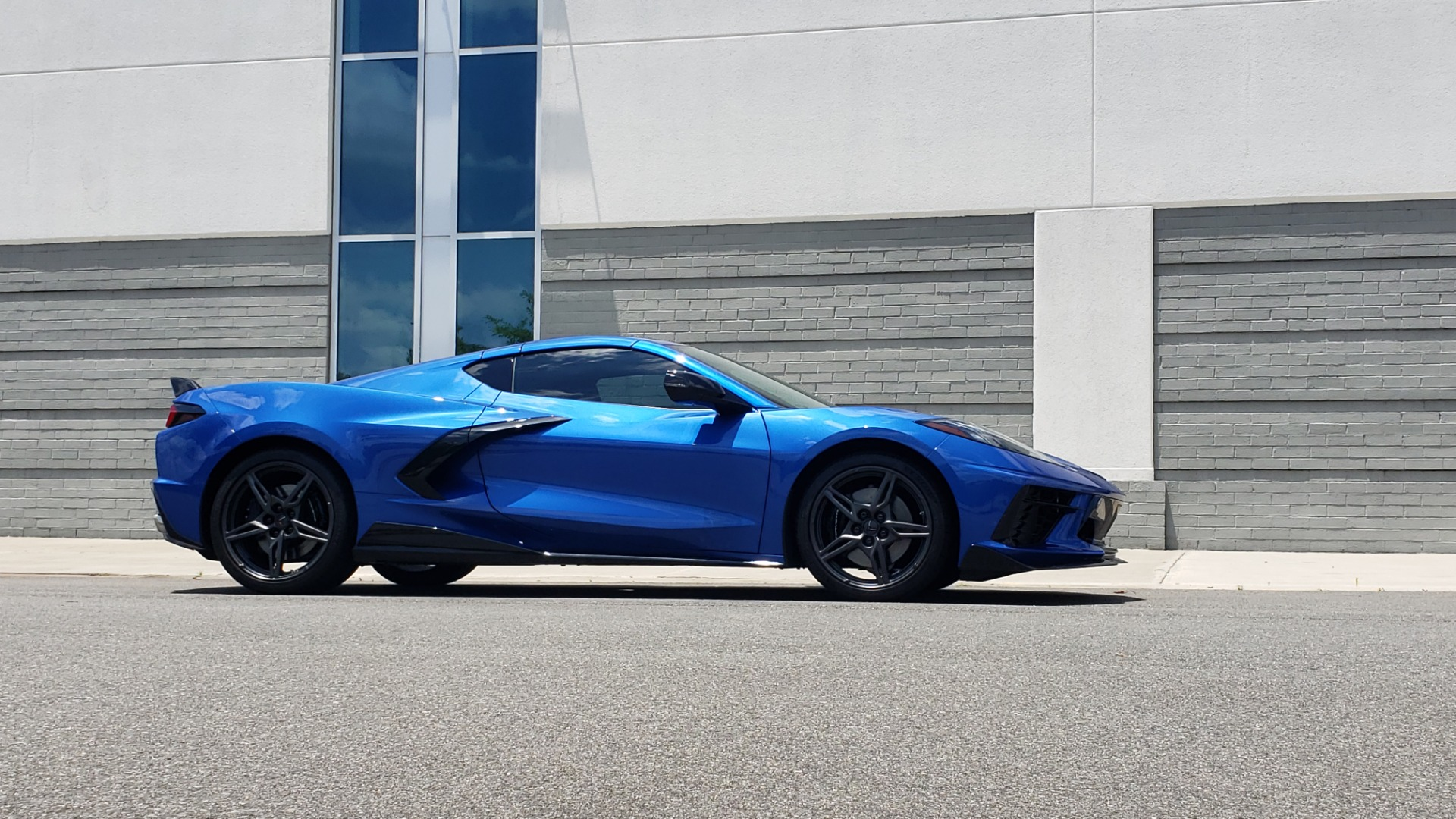 Used 2020 Chevrolet CORVETTE C8 STINGRAY COUPE 2LT / PERF & Z51 PKG / NAV / BOSE / 8-SPD AUTO / REARVIEW for sale Sold at Formula Imports in Charlotte NC 28227 8
