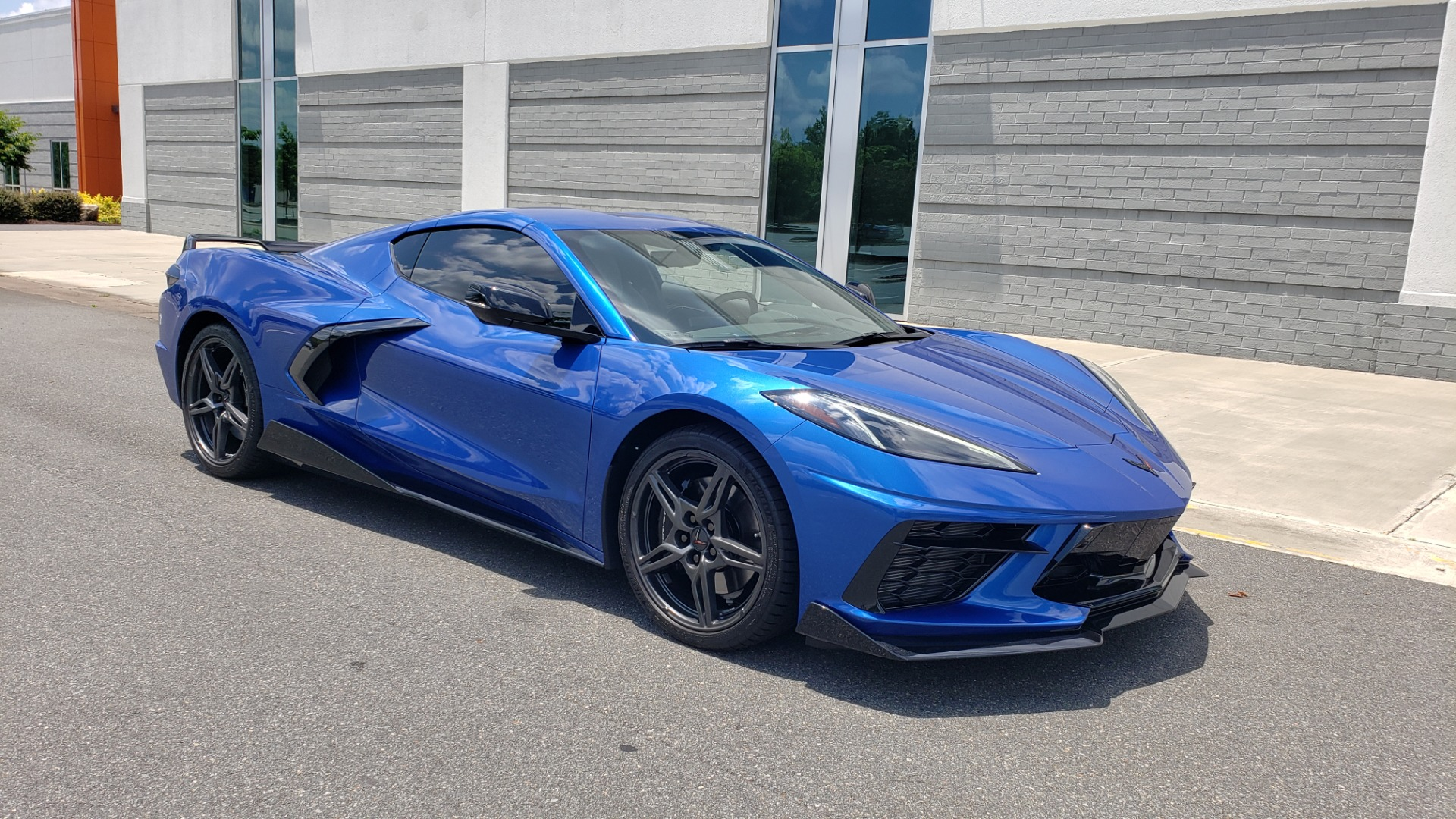 Used 2020 Chevrolet CORVETTE C8 STINGRAY COUPE 2LT / PERF & Z51 PKG / NAV / BOSE / 8-SPD AUTO / REARVIEW for sale Sold at Formula Imports in Charlotte NC 28227 9