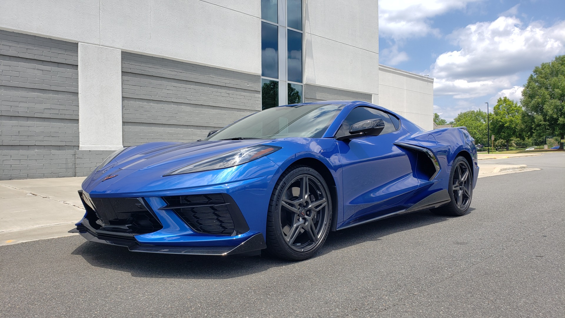 Used 2020 Chevrolet CORVETTE C8 STINGRAY COUPE 2LT / PERF & Z51 PKG / NAV / BOSE / 8-SPD AUTO / REARVIEW for sale Sold at Formula Imports in Charlotte NC 28227 1