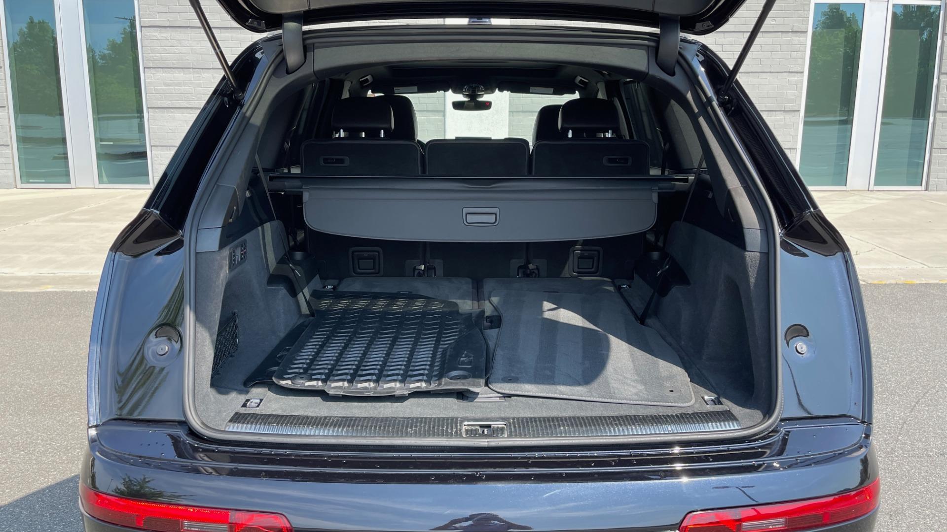 Used 2018 Audi Q7 PRESTIGE TIPTRONIC / NAV / SUNROOF / ADAPTIVE PKG / DRVR ASST / CLD WTHR /  for sale $49,995 at Formula Imports in Charlotte NC 28227 16