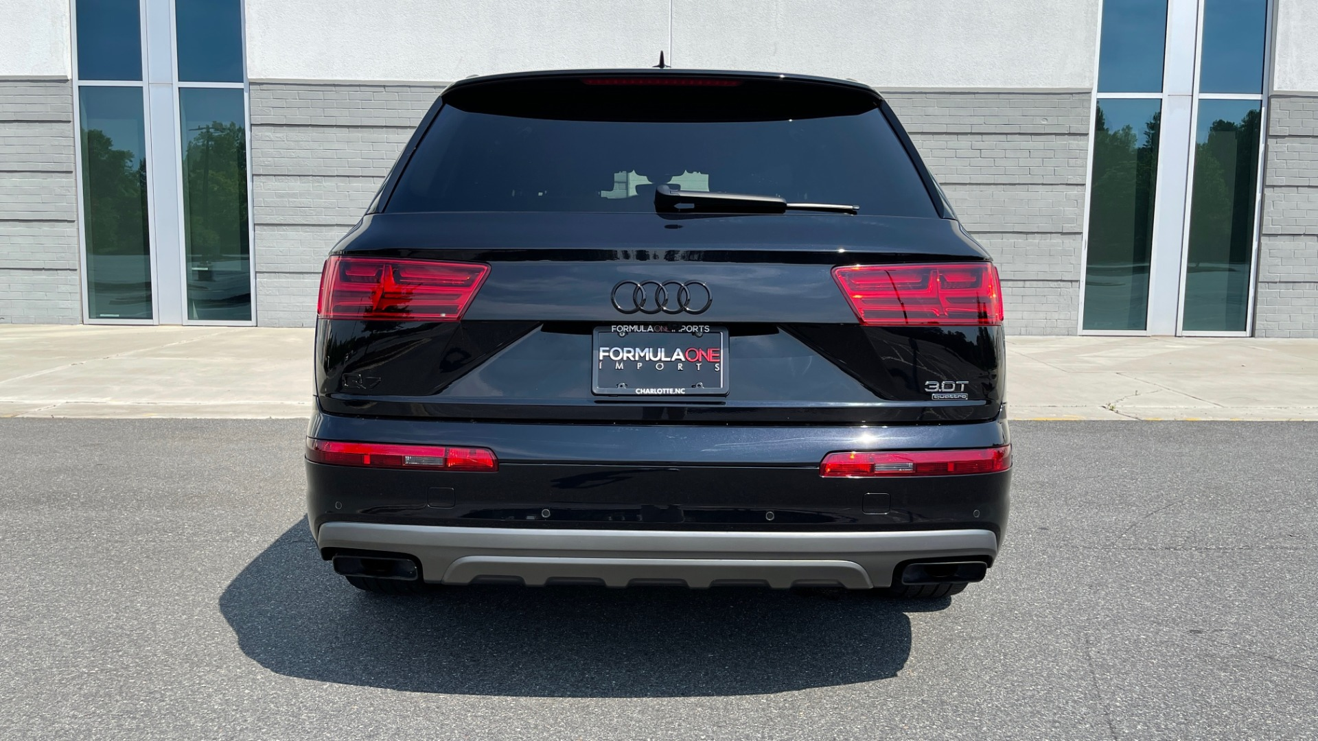 Used 2018 Audi Q7 PRESTIGE TIPTRONIC / NAV / SUNROOF / ADAPTIVE PKG / DRVR ASST / CLD WTHR /  for sale $49,995 at Formula Imports in Charlotte NC 28227 24