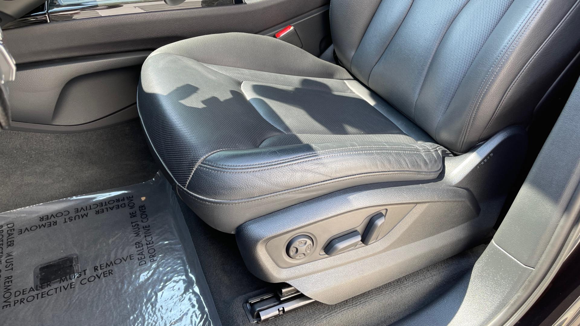 Used 2018 Audi Q7 PRESTIGE TIPTRONIC / NAV / SUNROOF / ADAPTIVE PKG / DRVR ASST / CLD WTHR /  for sale $49,995 at Formula Imports in Charlotte NC 28227 31